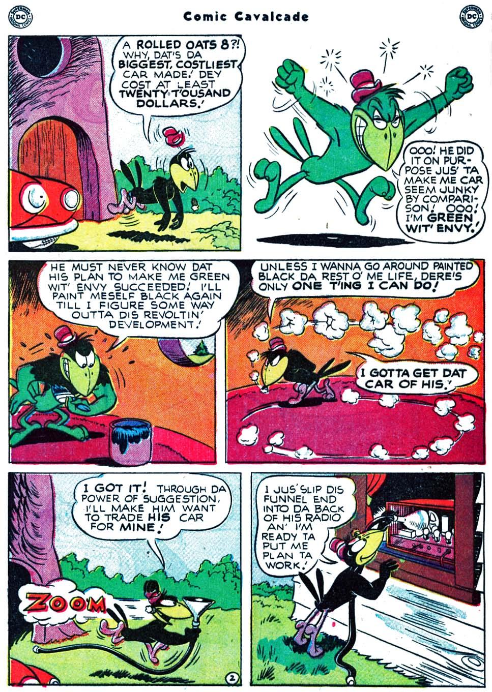 Comic Cavalcade issue 39 - Page 4
