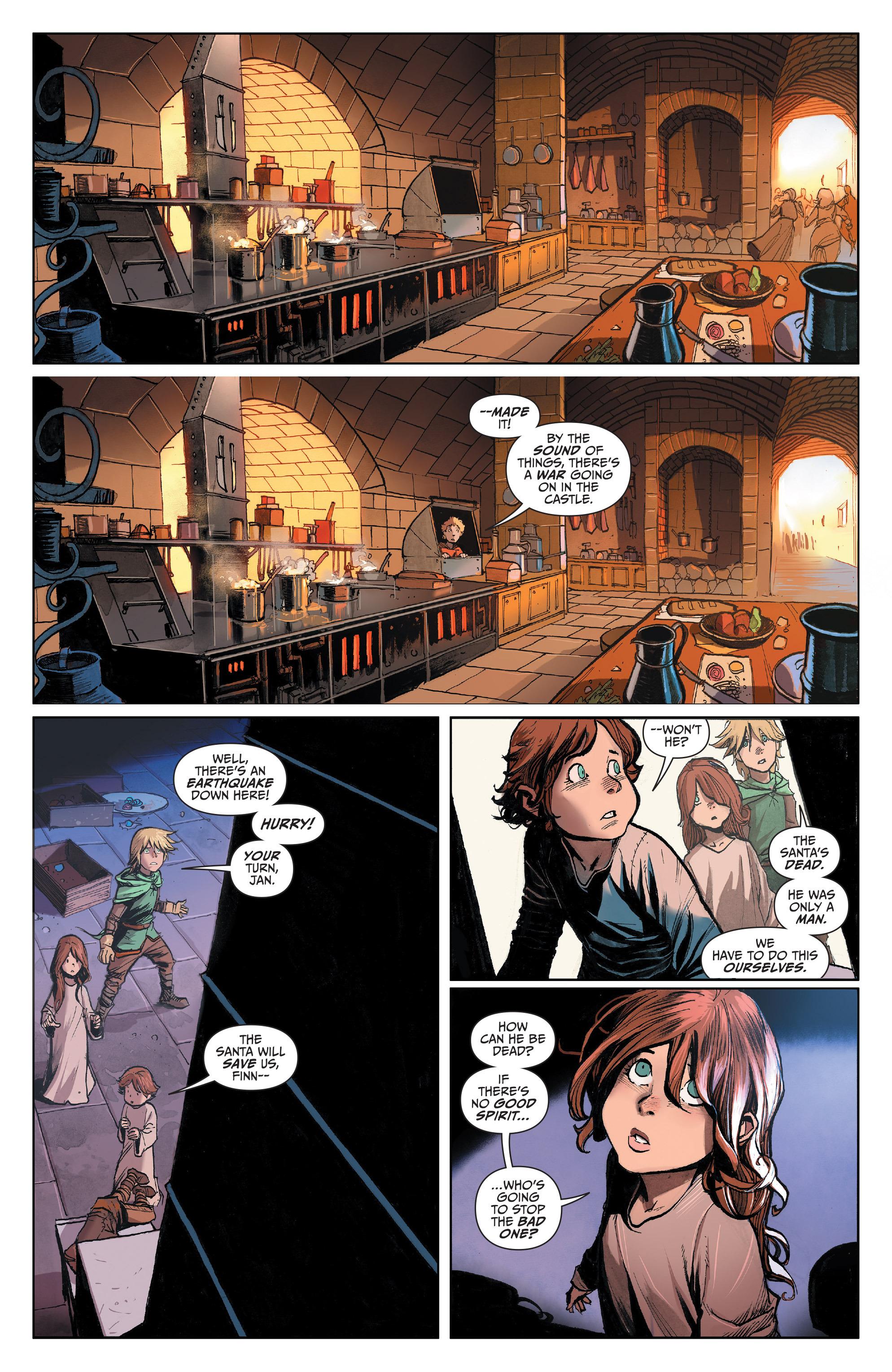 Read online Klaus comic -  Issue #7 - 3