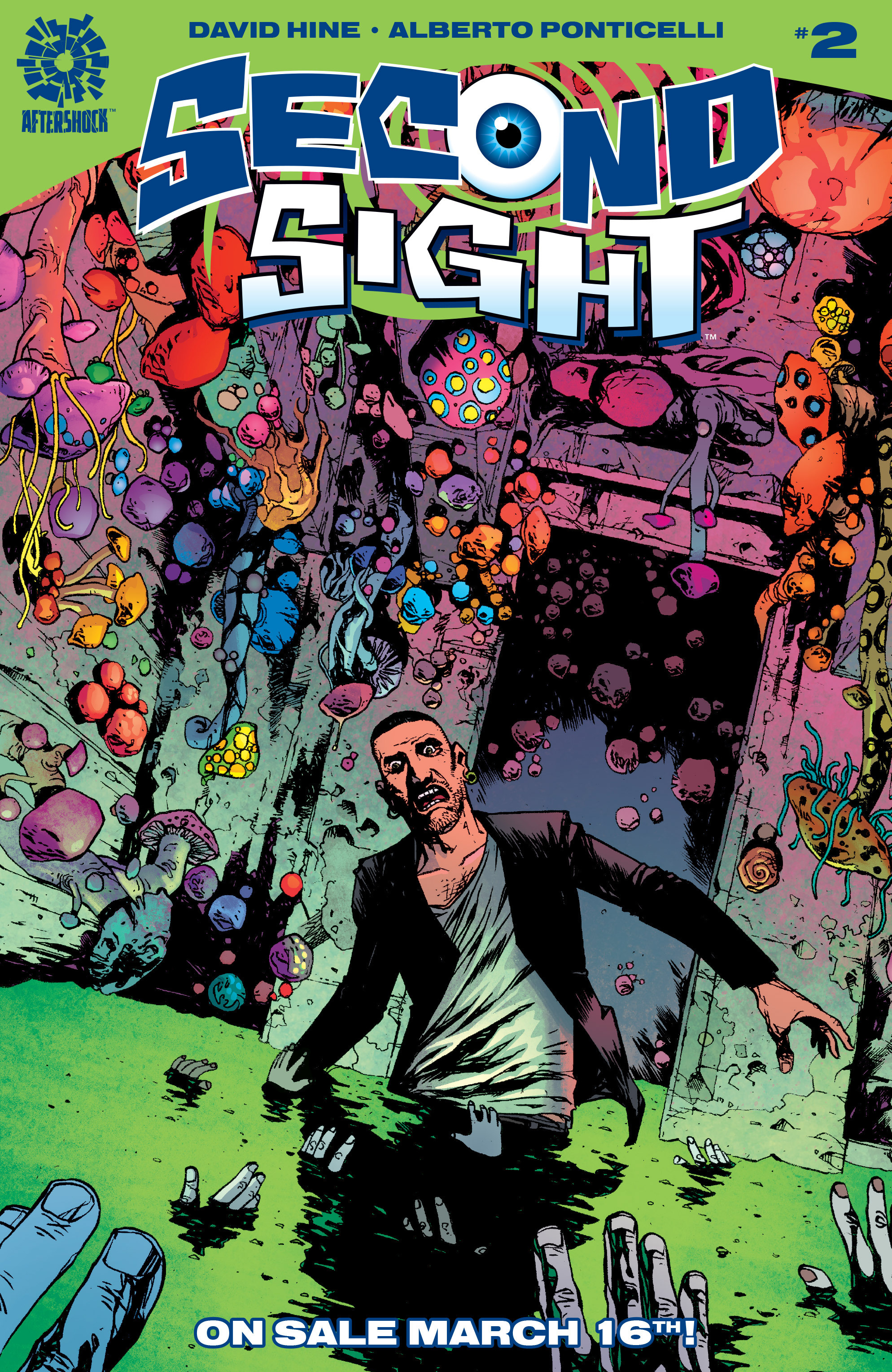 Read online Second Sight comic -  Issue #1 - 23