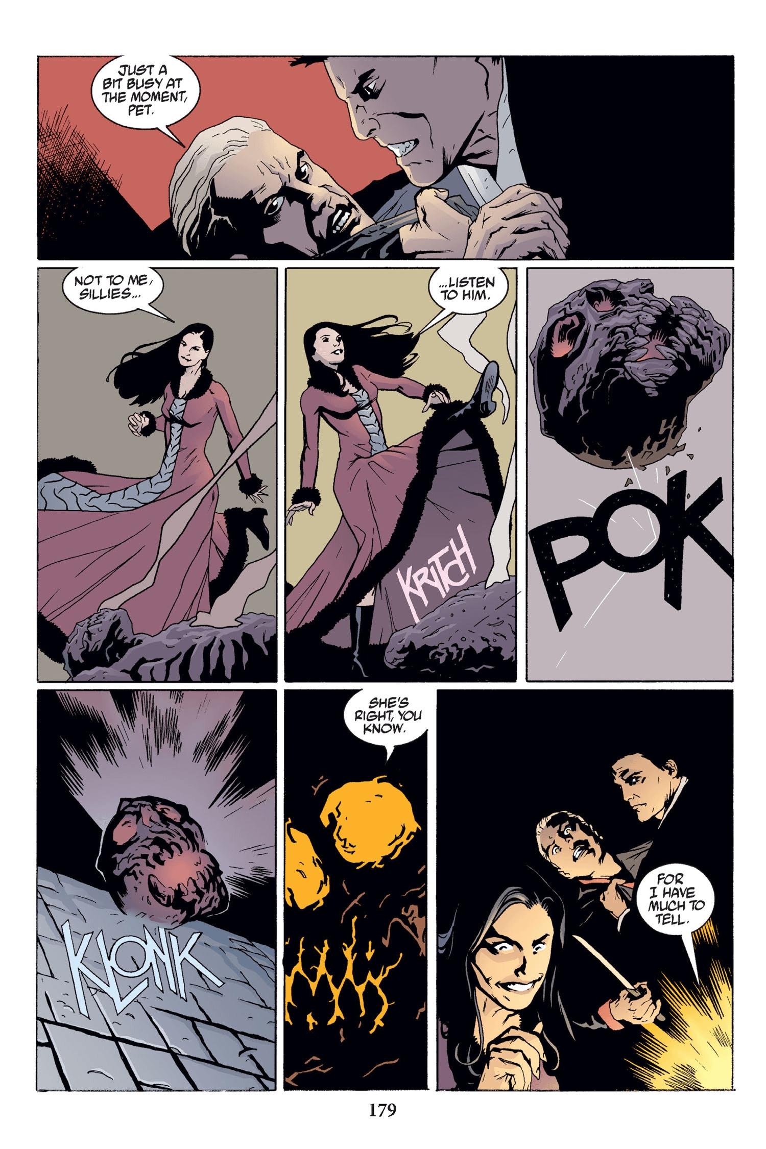 Read online Buffy the Vampire Slayer: Omnibus comic -  Issue # TPB 2 - 173