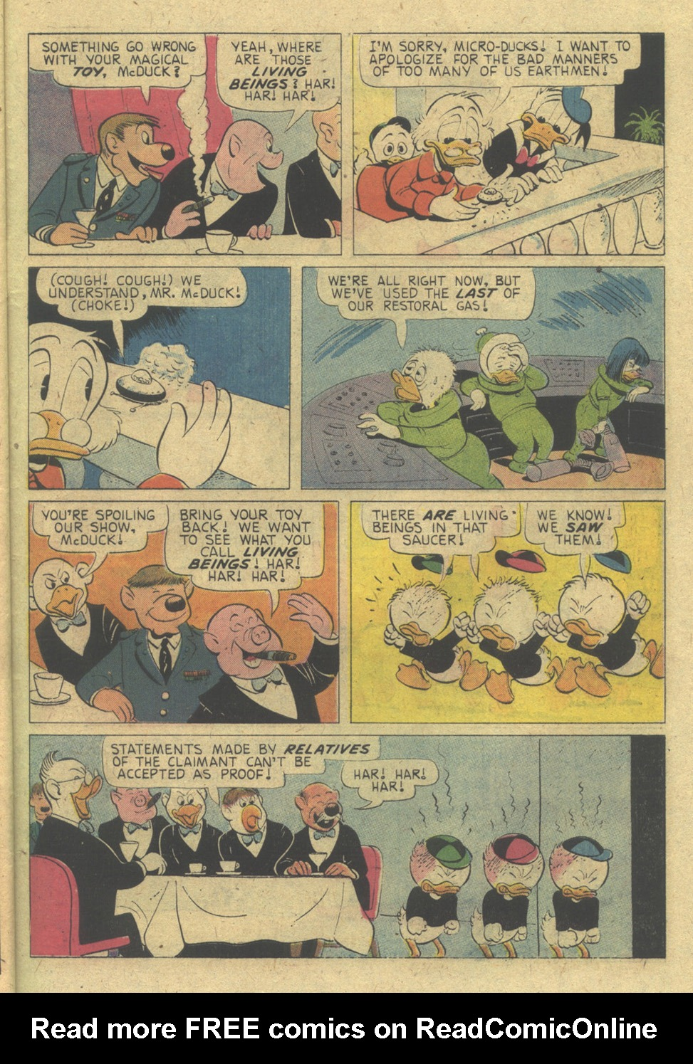 Read online Uncle Scrooge (1953) comic -  Issue #130 - 31