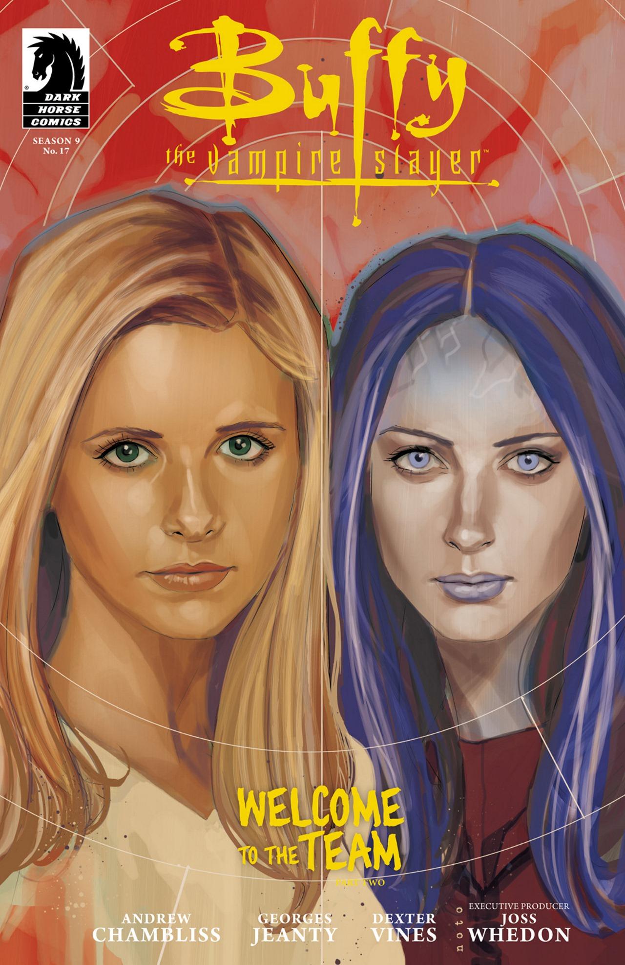 Buffy the Vampire Slayer Season Nine 17 Page 1