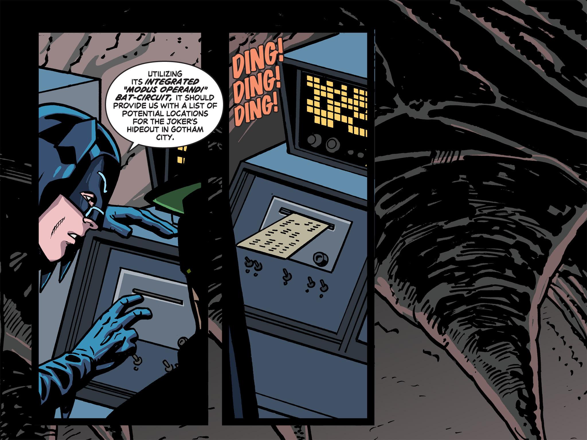 Read online Batman '66 Meets the Green Hornet [II] comic -  Issue #5 - 58