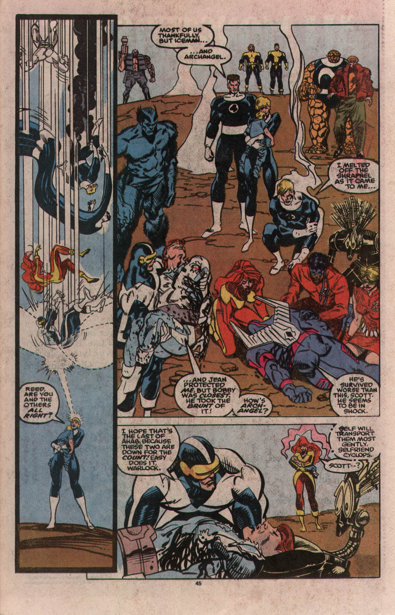 Read online X-Factor (1986) comic -  Issue # _ Annual 5 - 40