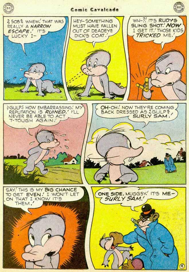 Comic Cavalcade issue 35 - Page 20