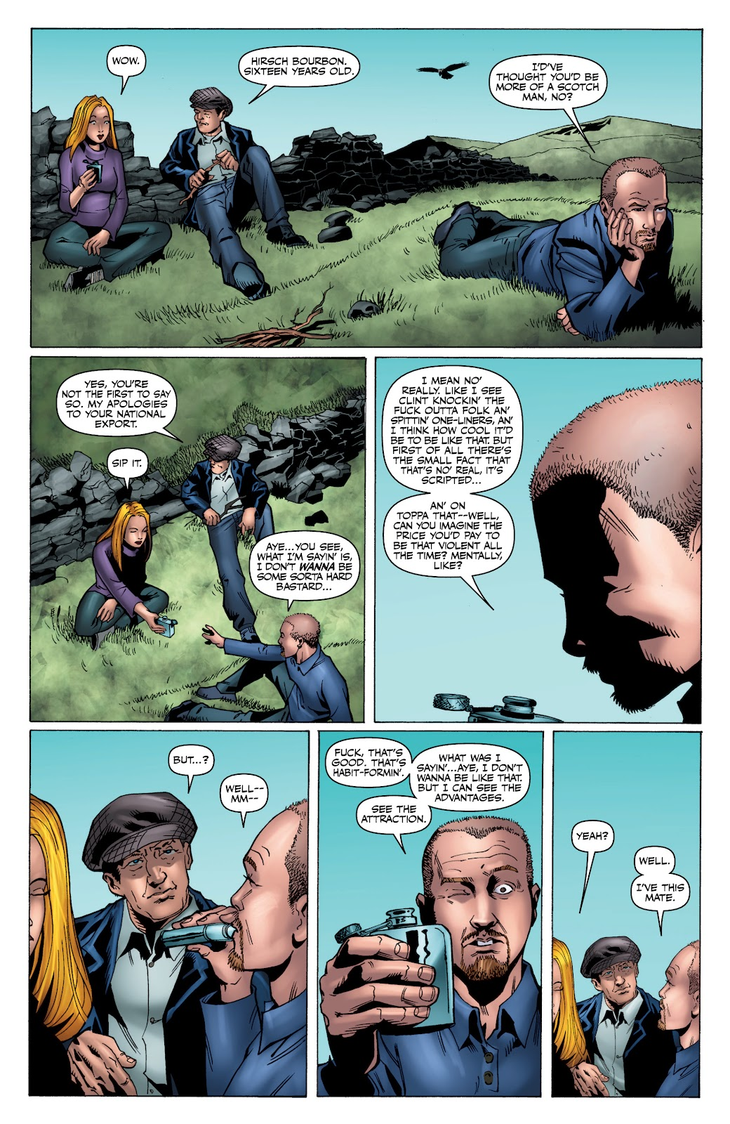 Read online The Boys Omnibus comic -  Issue # TPB 4 (Part 4) - 20