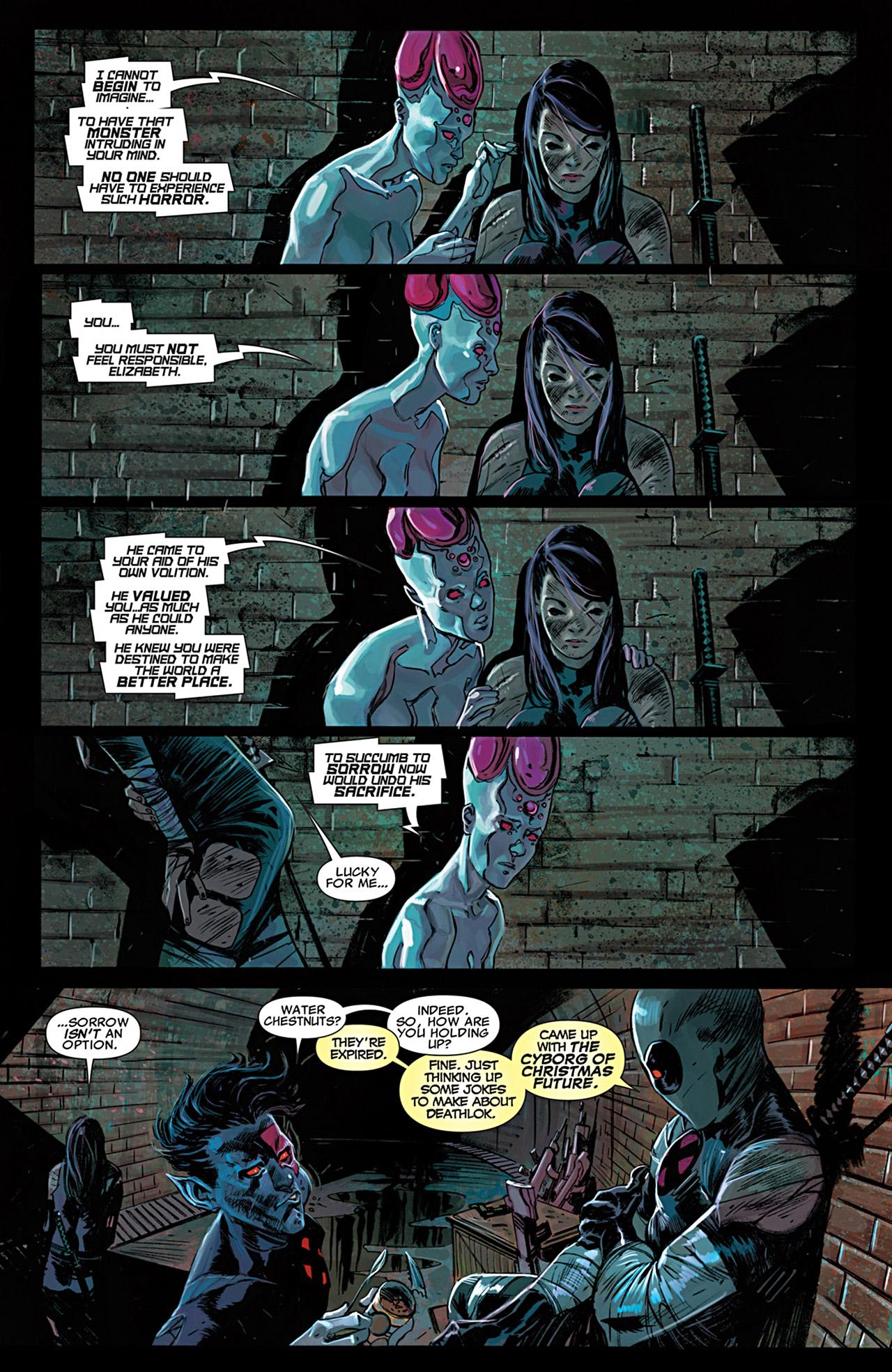 Uncanny X-Force (2010) #28 #30 - English 10