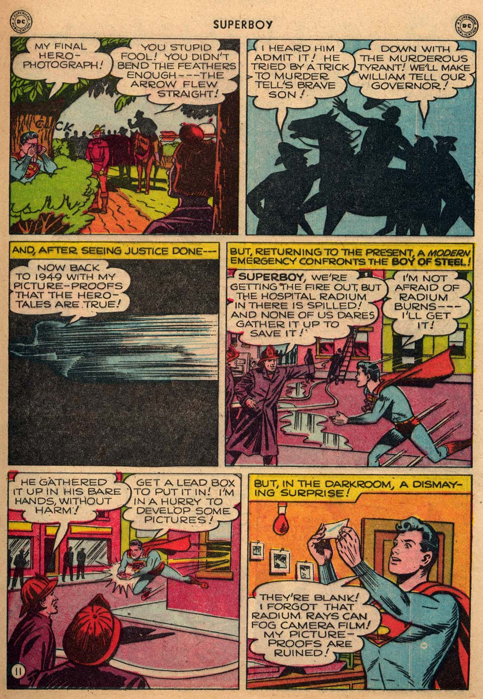 Superboy (1949) issue 3 - Page 12