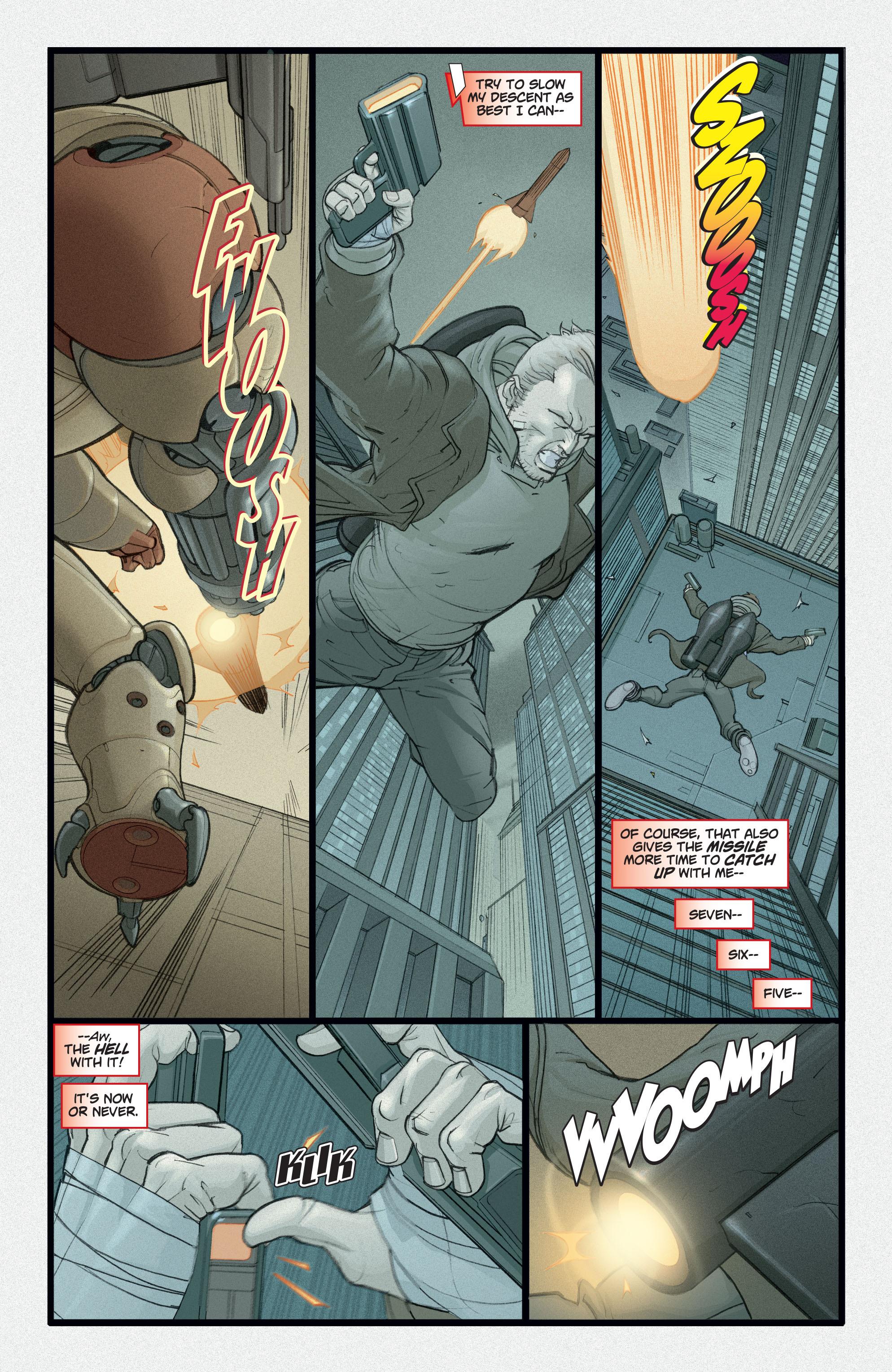 Read online Adam Strange (2004) comic -  Issue #2 - 7