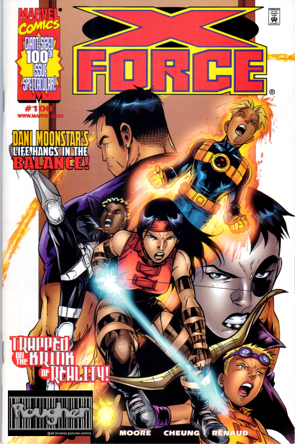 X-Force (1991) 100 Page 1