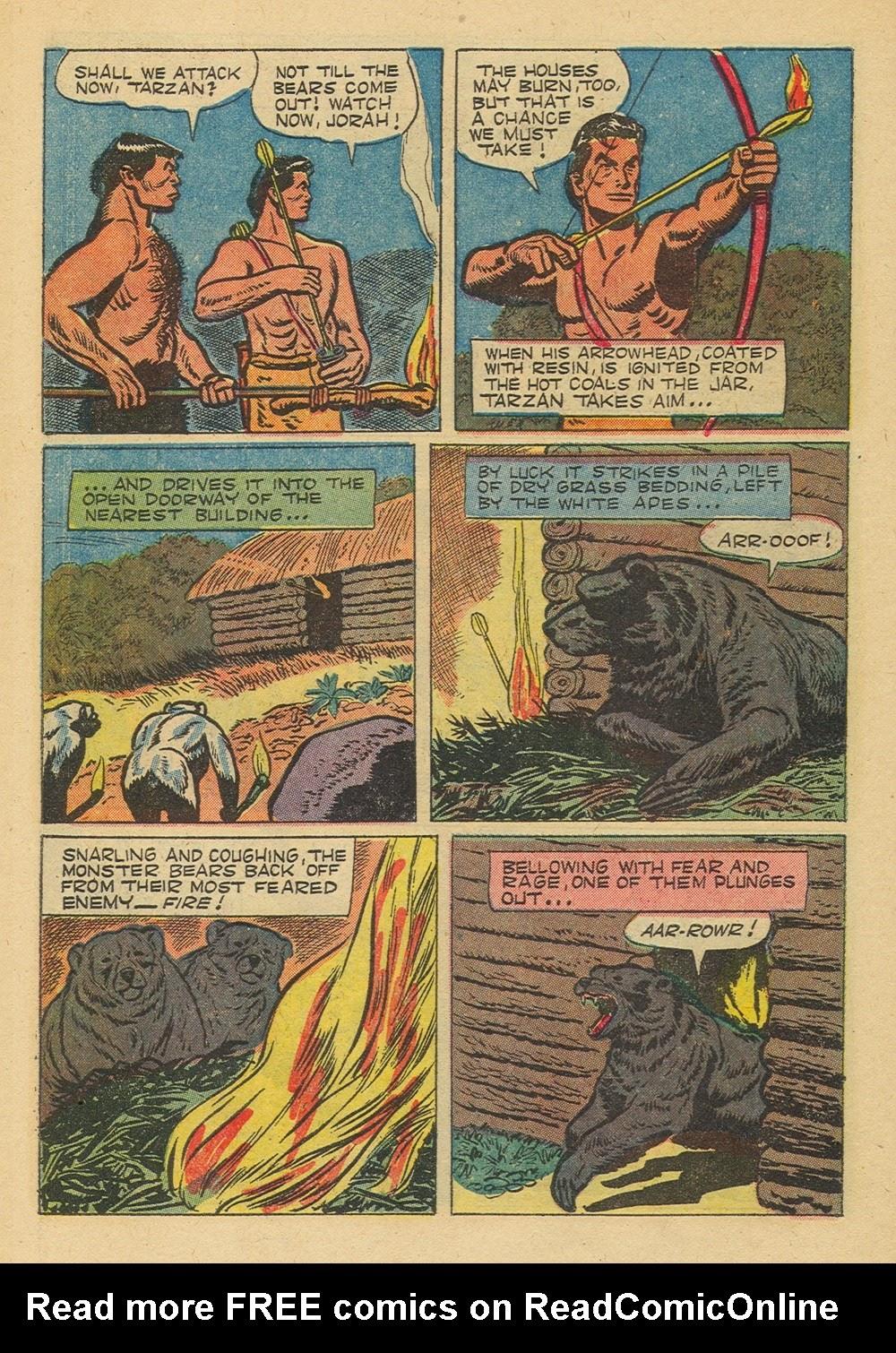 Tarzan (1948) issue 65 - Page 10