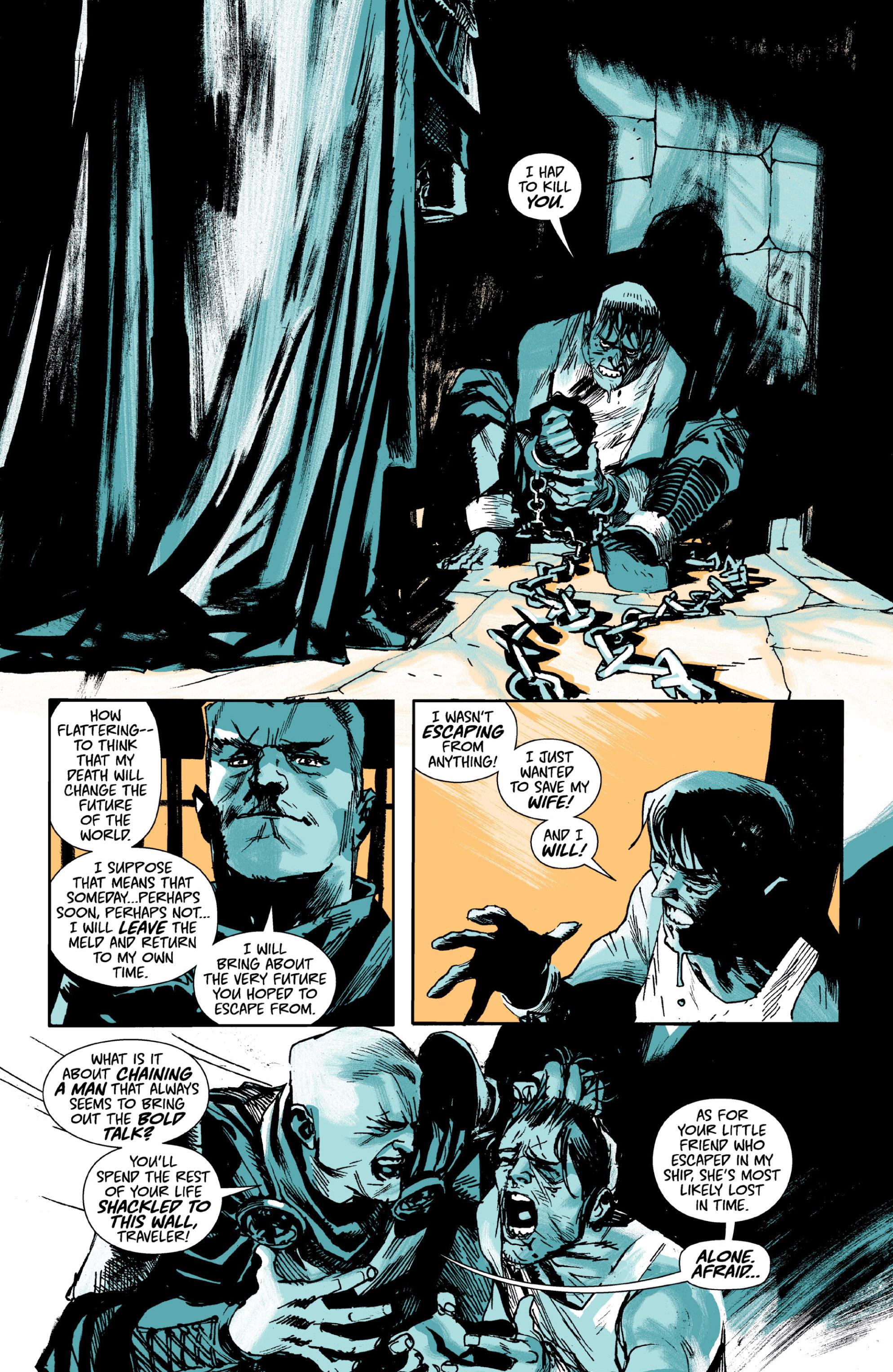 Read online Ei8ht comic -  Issue # TPB - 80