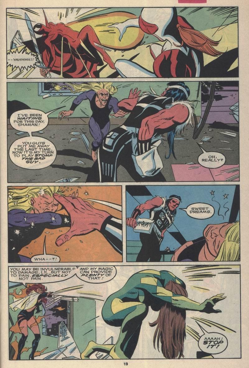 Read online Alpha Flight (1983) comic -  Issue #84 - 15
