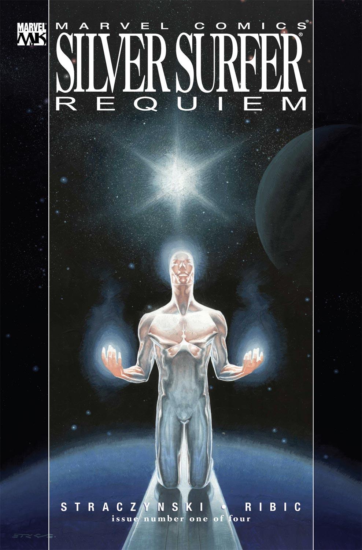 Read online Silver Surfer: Requiem comic -  Issue #1 - 2