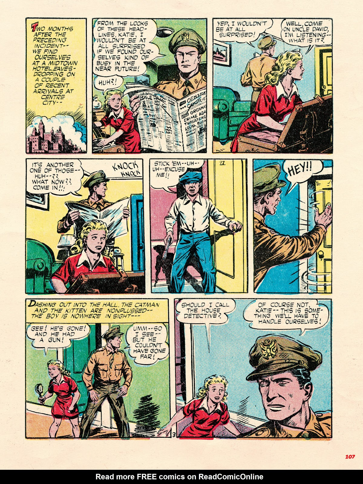 Read online Super Weird Heroes comic -  Issue # TPB 1 (Part 2) - 7