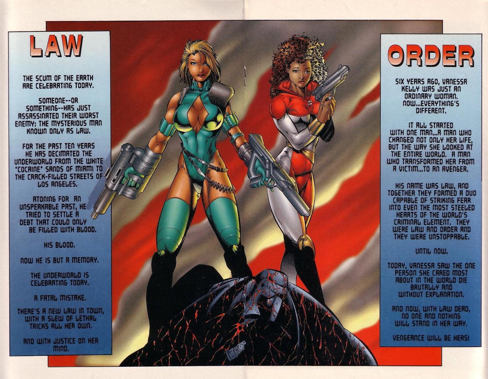Read online Maximum Hero comic -  Issue # Full - 8