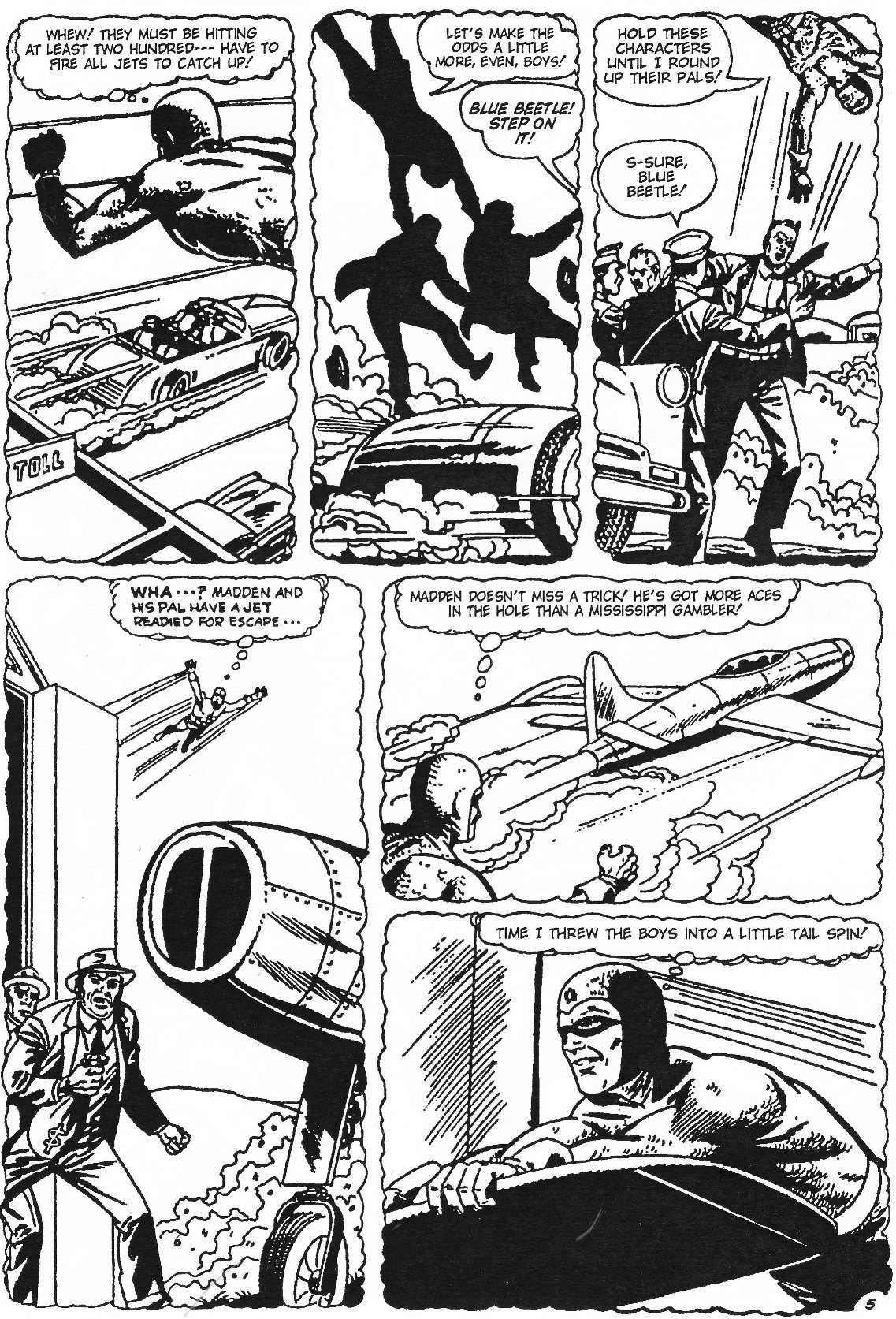 Read online Men of Mystery Comics comic -  Issue #57 - 46