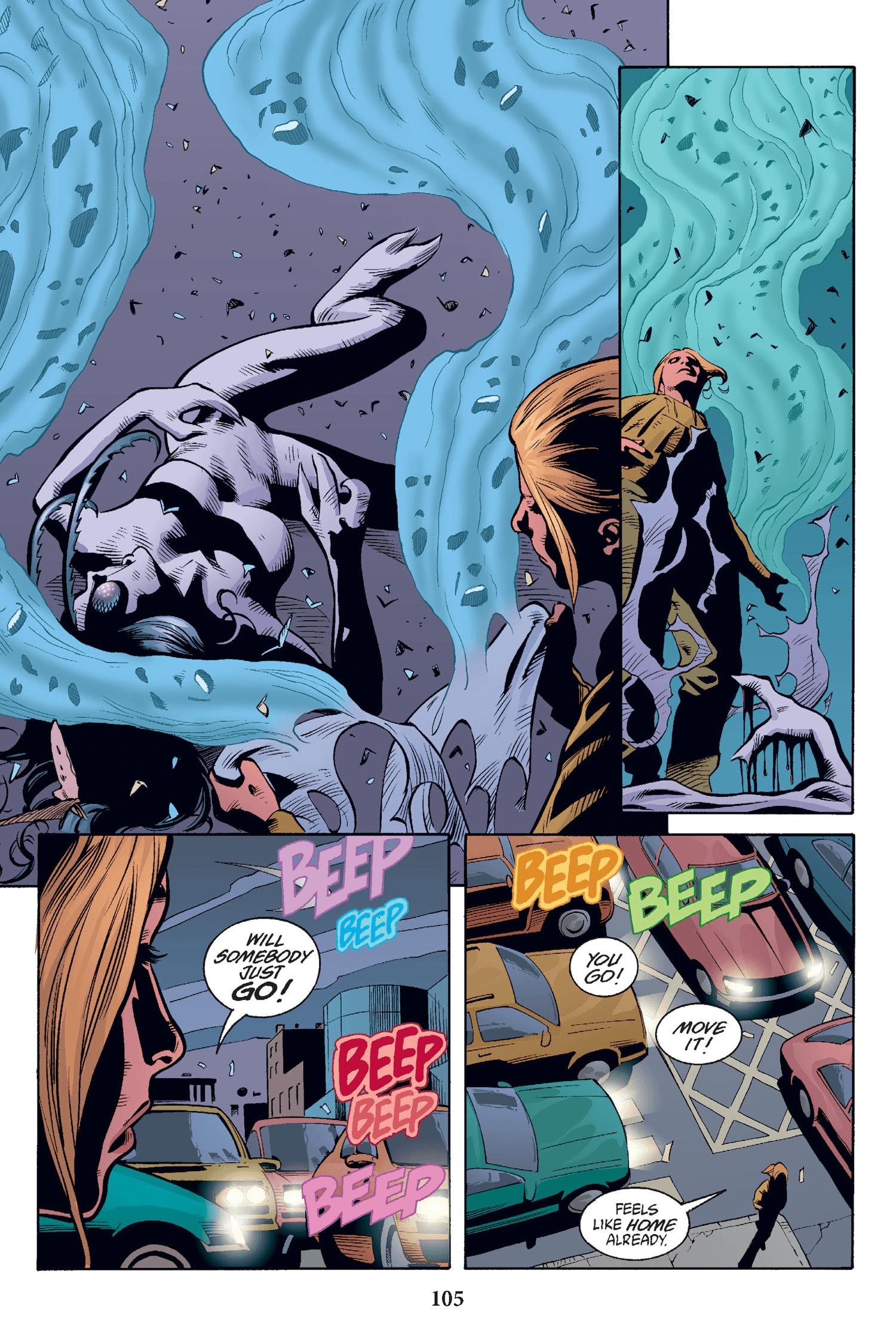 Read online Buffy the Vampire Slayer: Omnibus comic -  Issue # TPB 2 - 102