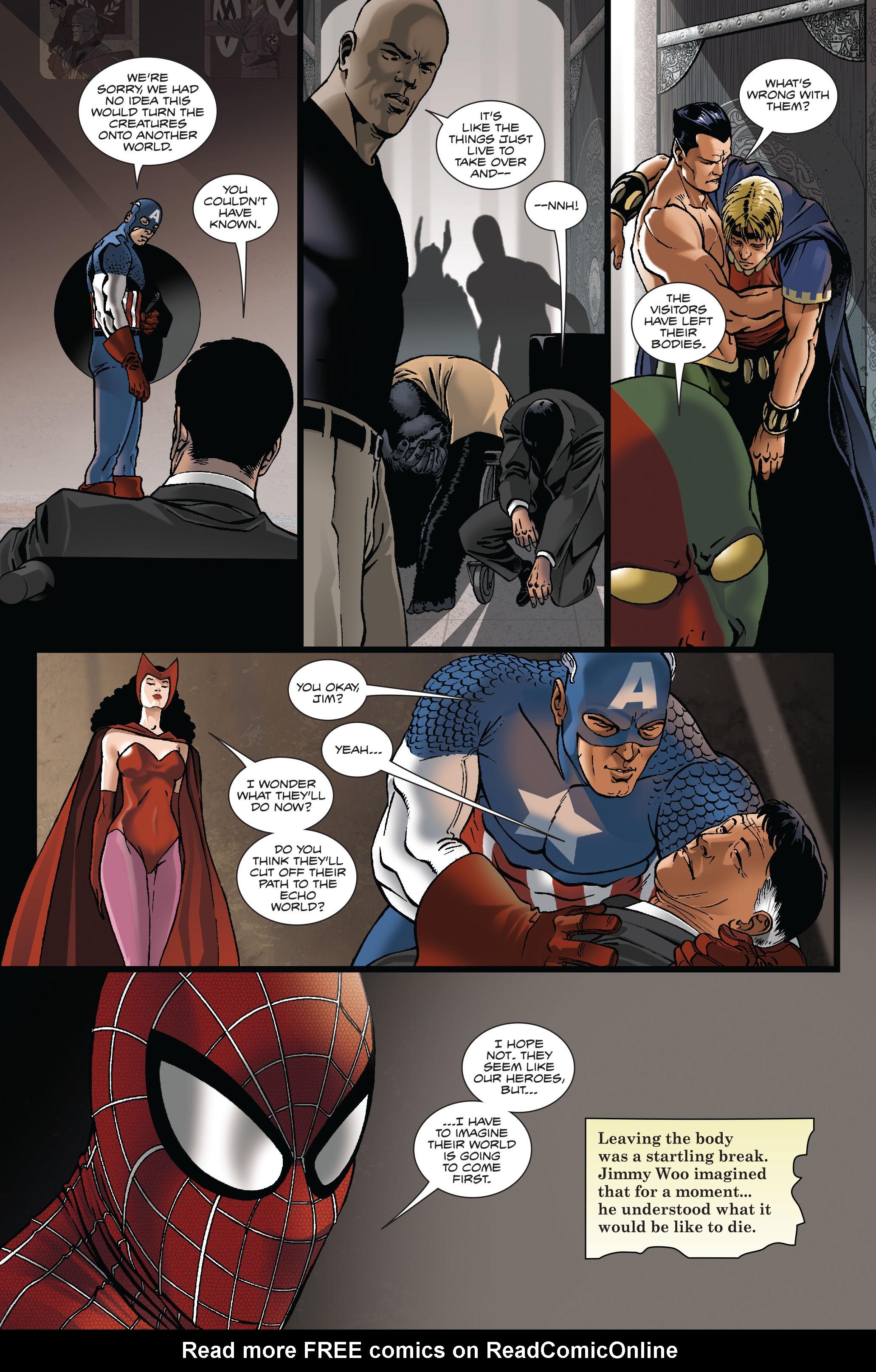 Read online Atlas comic -  Issue #5 - 6