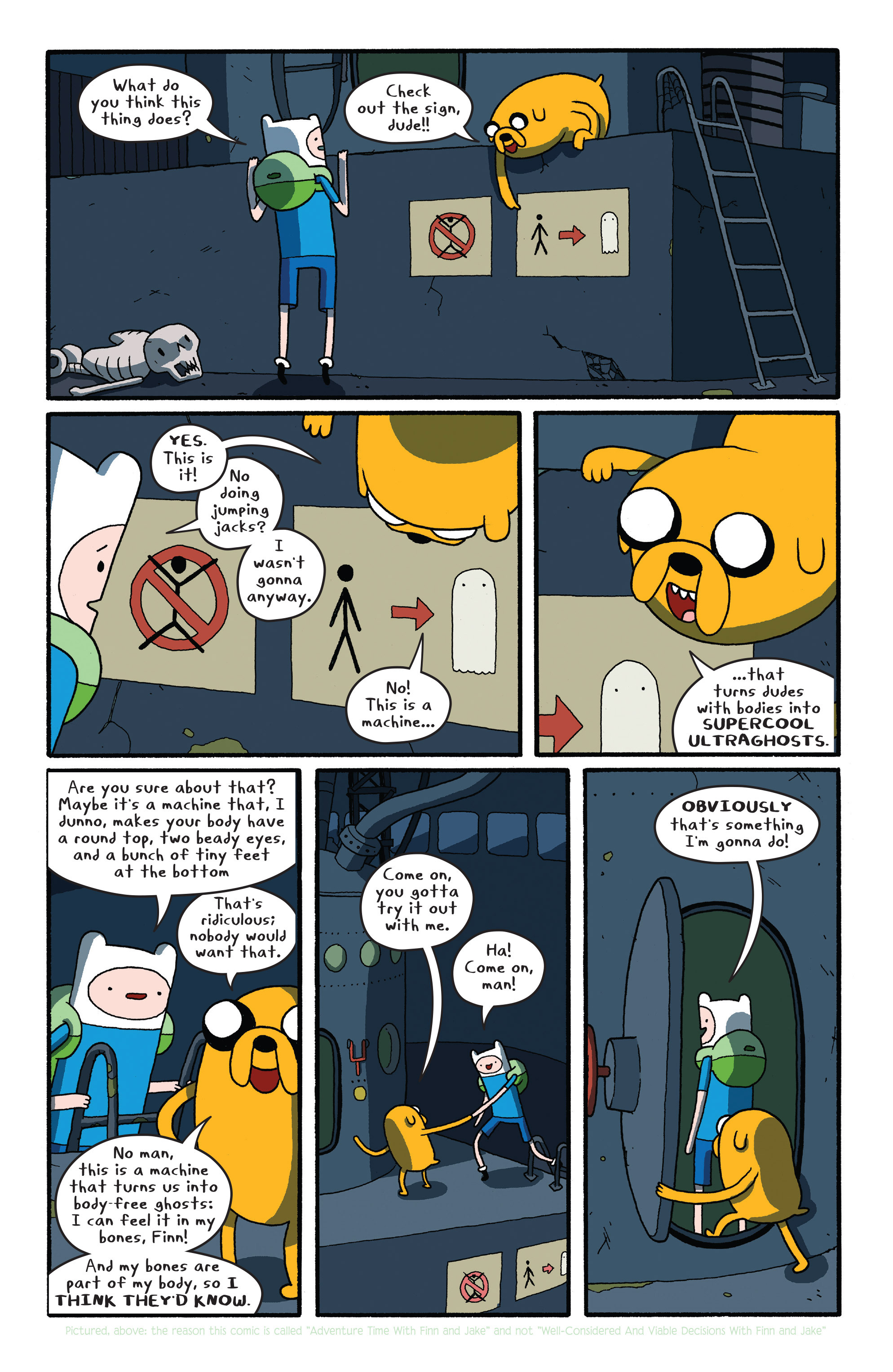 Read online Adventure Time comic -  Issue #26 - 19