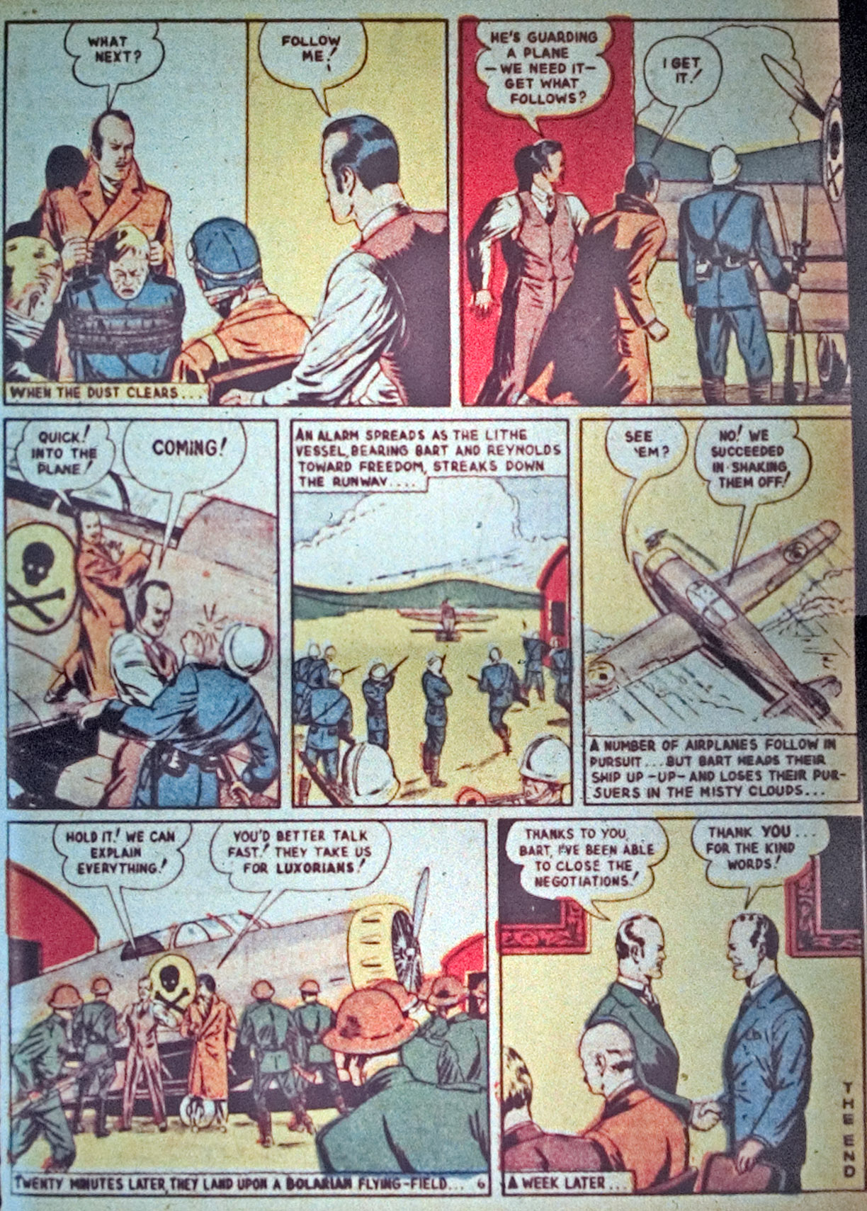 Read online Detective Comics (1937) comic -  Issue #34 - 19