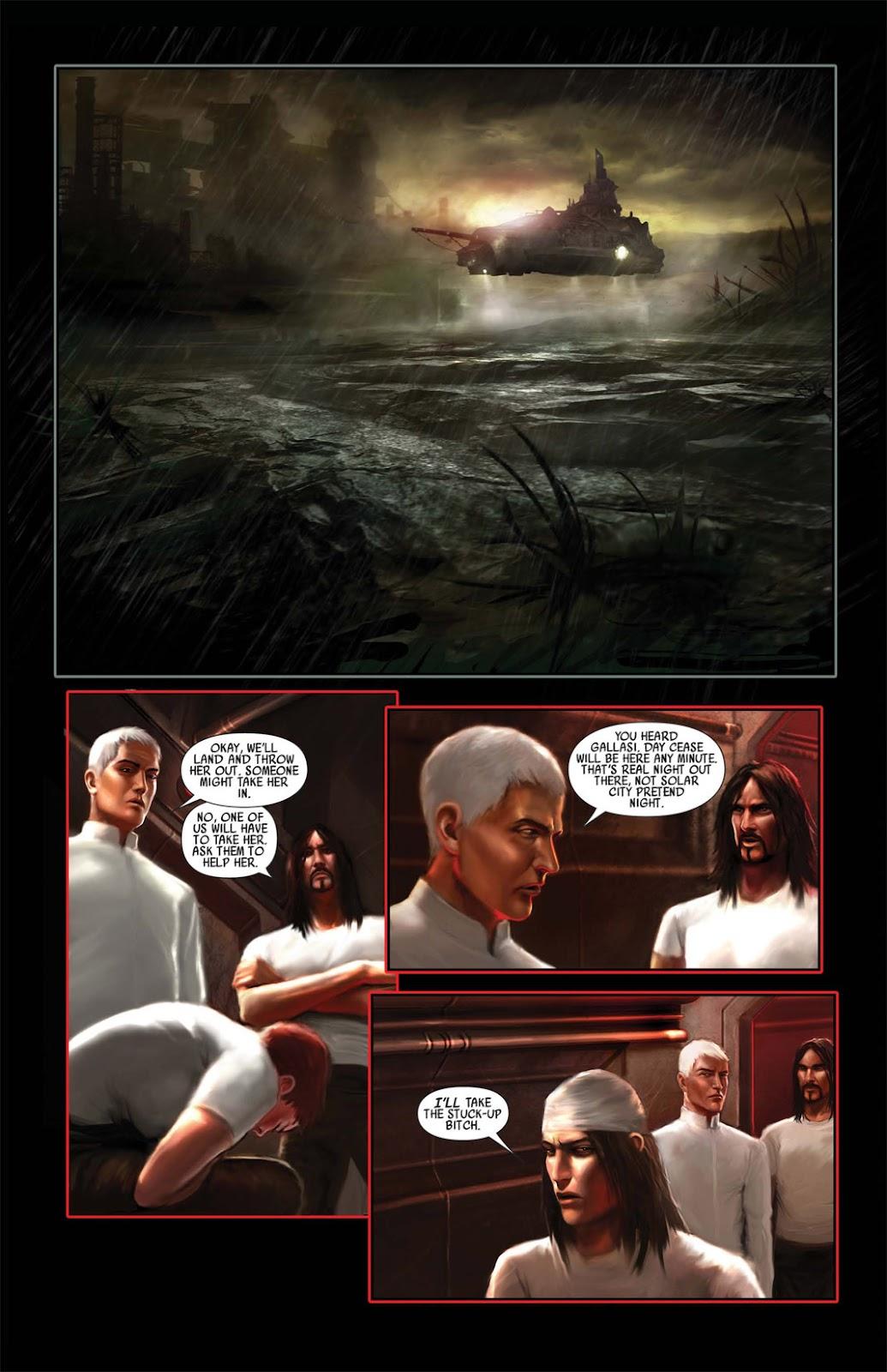 Read online After Dark comic -  Issue #1 - 38