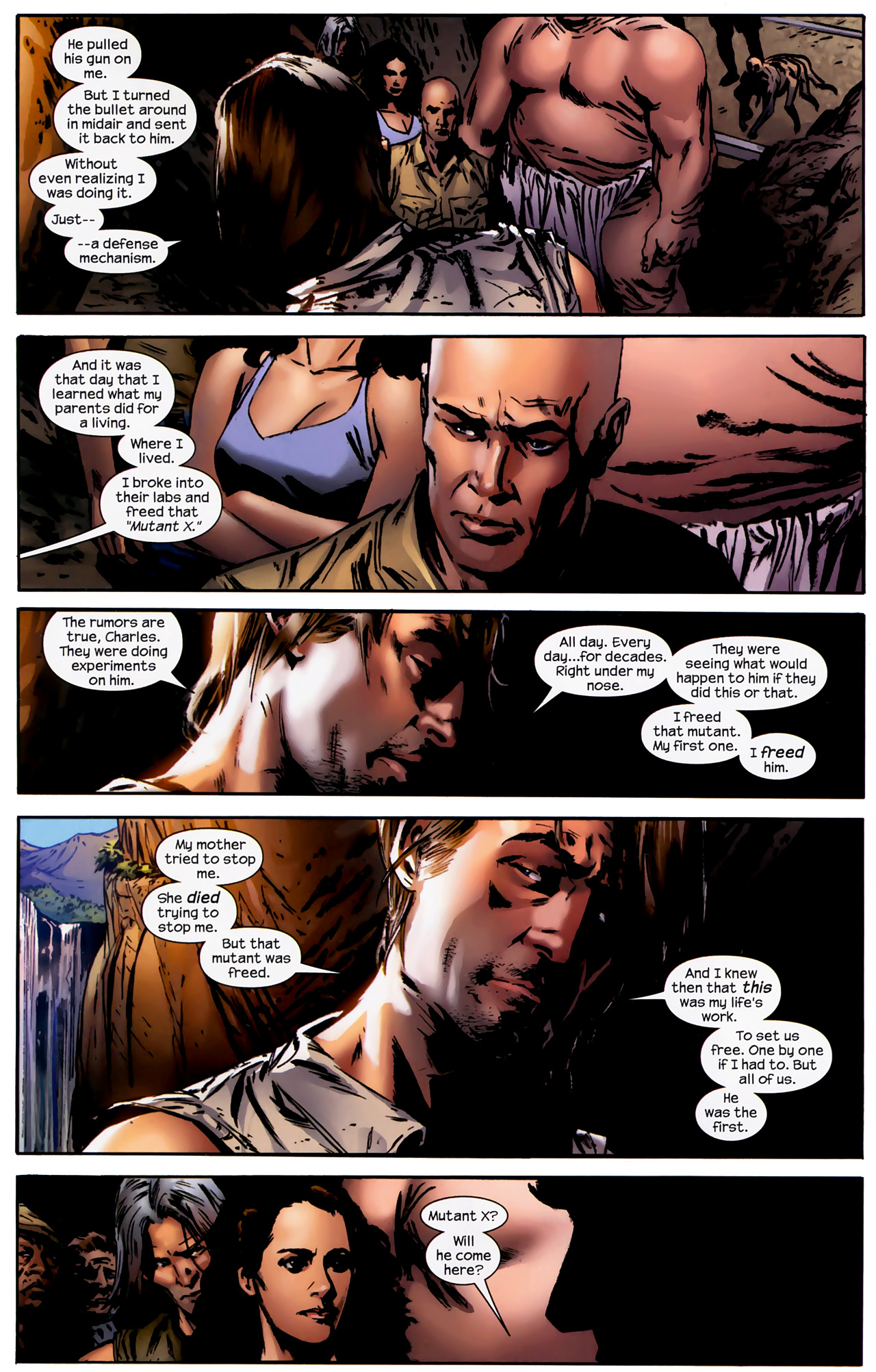 Read online Ultimate Origins comic -  Issue #3 - 17