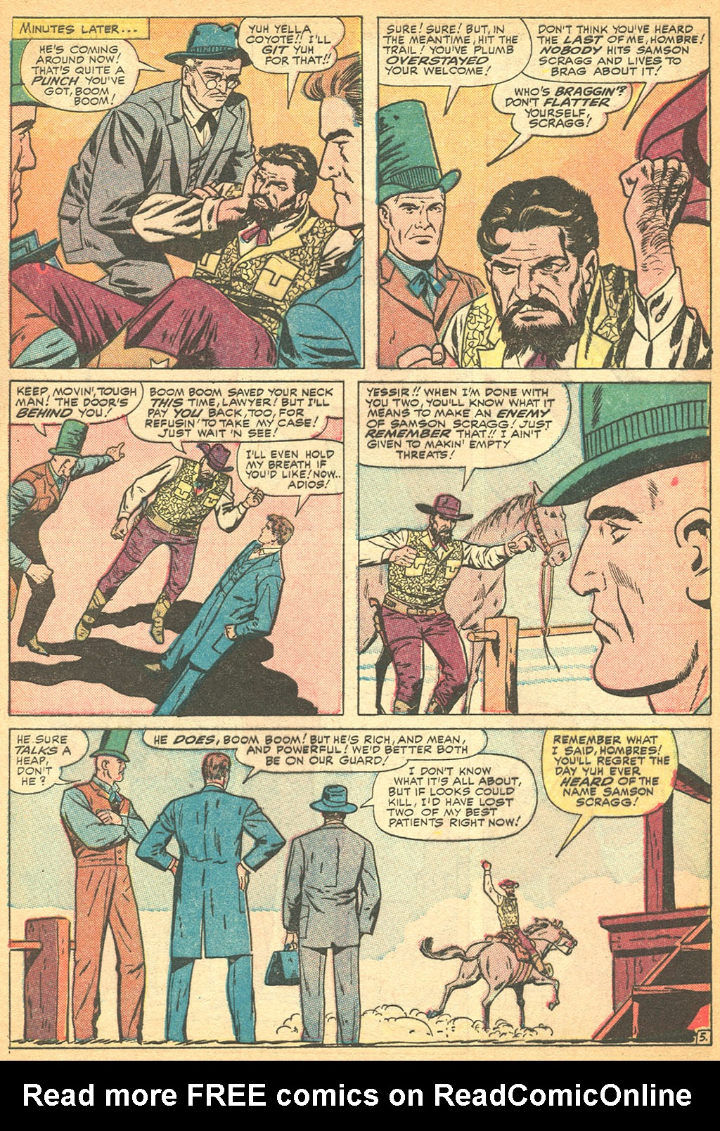 Read online Two-Gun Kid comic -  Issue #76 - 9