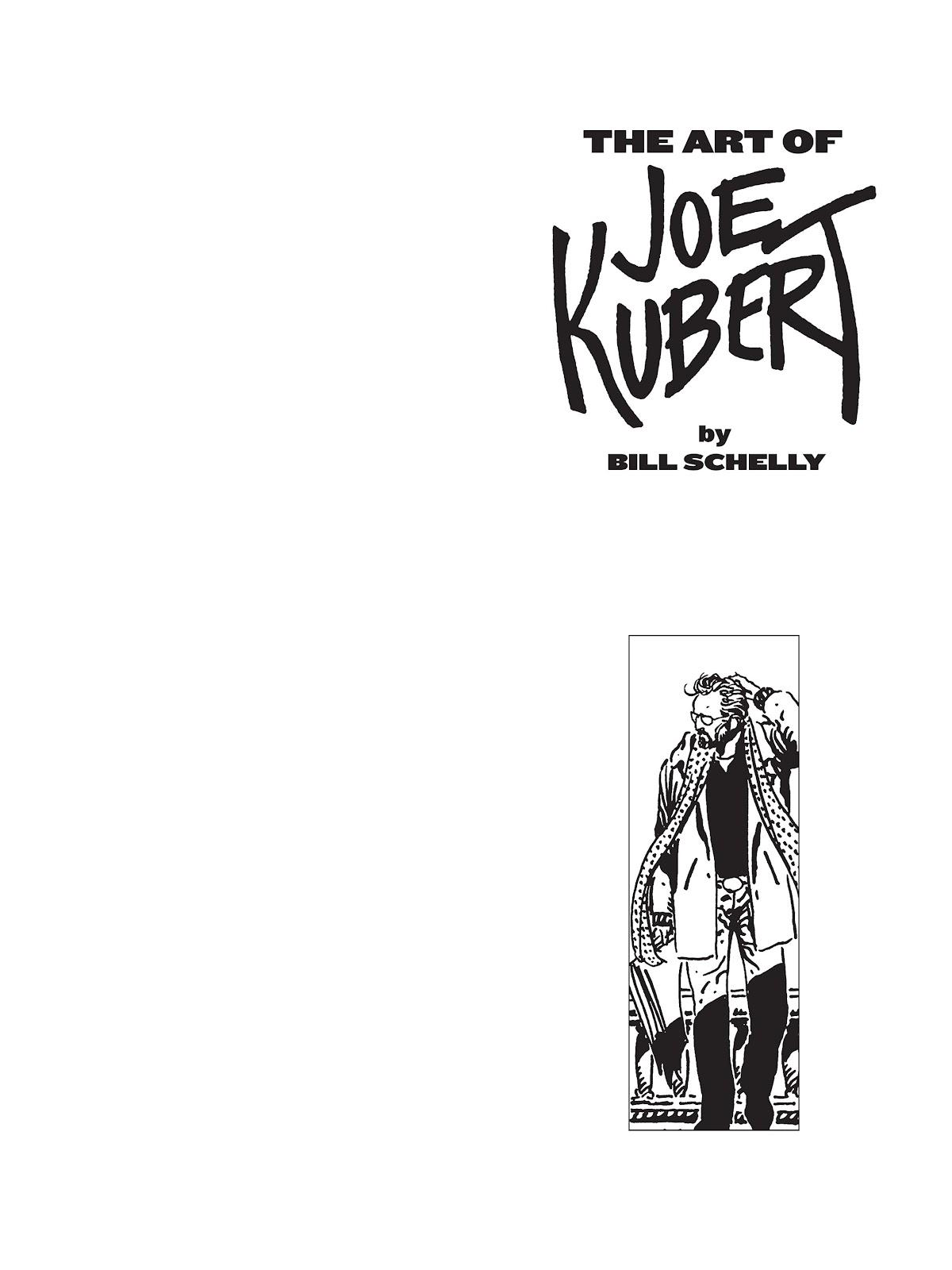 Read online The Art of Joe Kubert comic -  Issue # TPB (Part 1) - 2