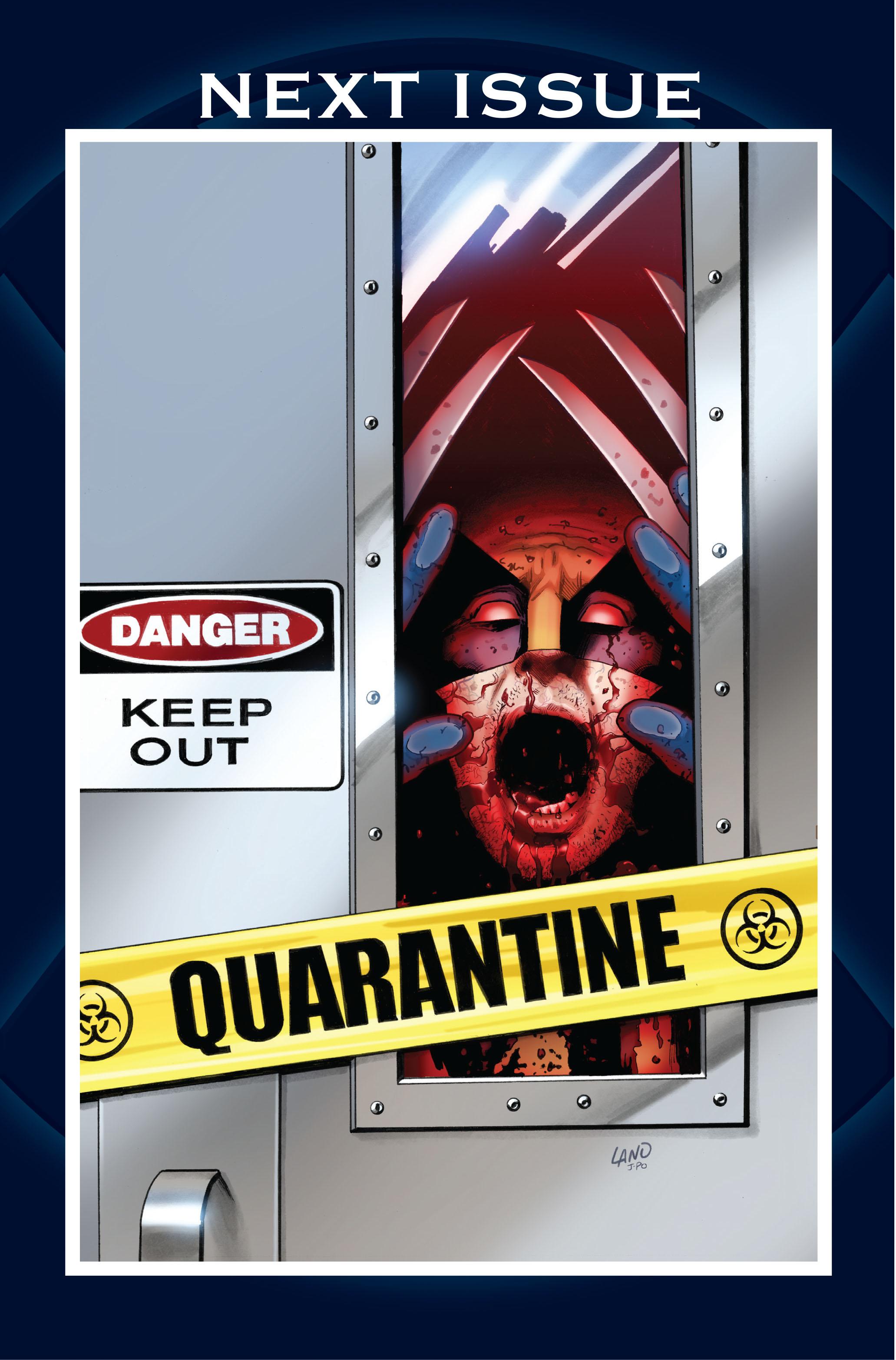 Read online Uncanny X-Men (1963) comic -  Issue #529 - 25