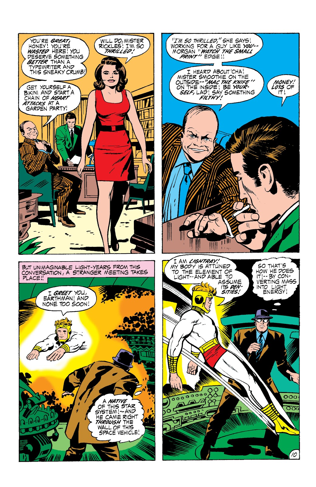 Read online Superman's Pal, Jimmy Olsen by Jack Kirby comic -  Issue # TPB (Part 2) - 77
