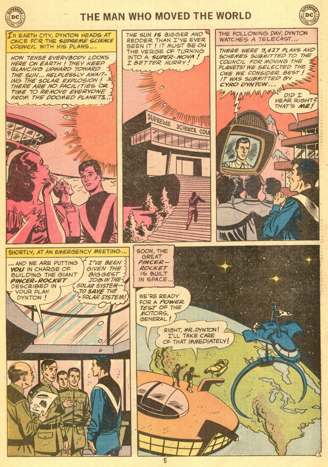 From Beyond the Unknown (1969) issue 9 - Page 7