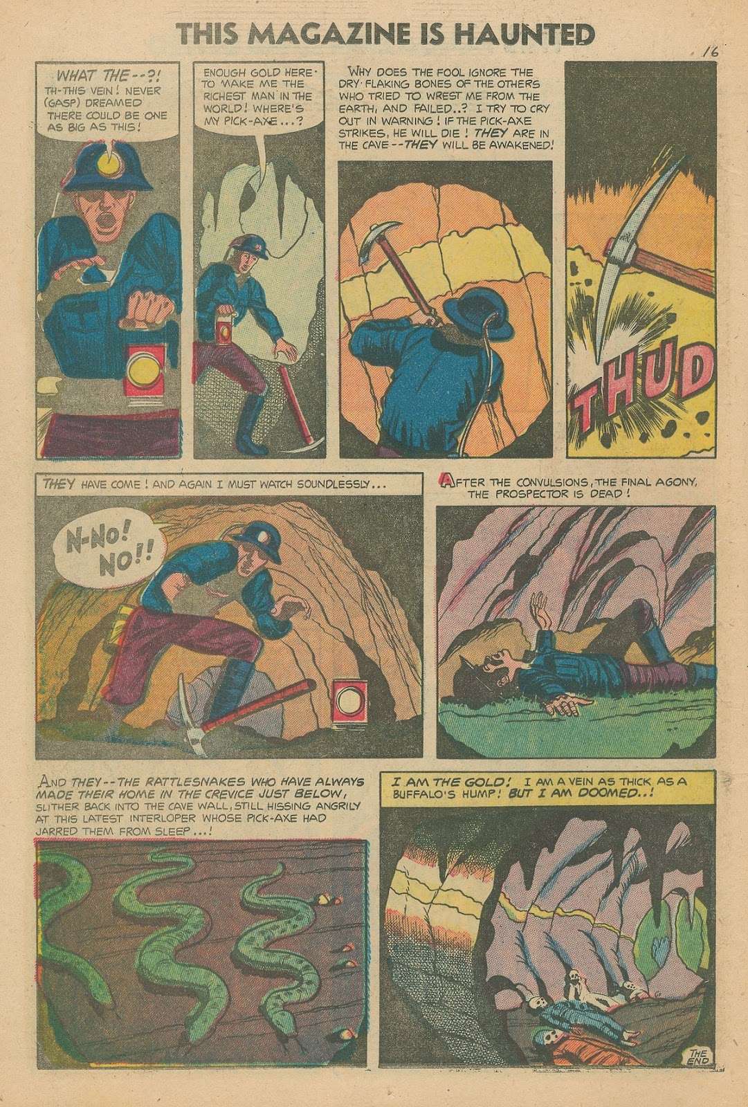 Read online This Magazine Is Haunted comic -  Issue #21 - 18