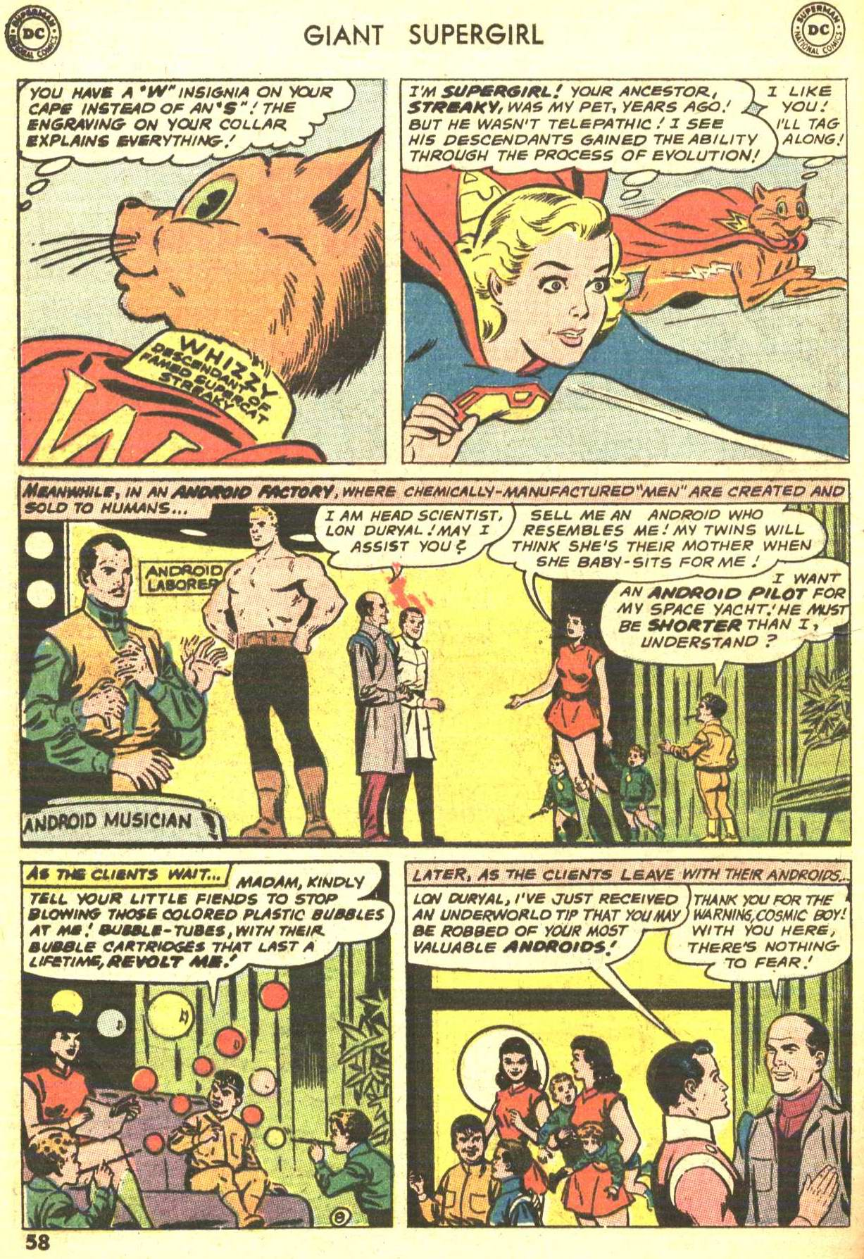 Read online Action Comics (1938) comic -  Issue #373 - 55