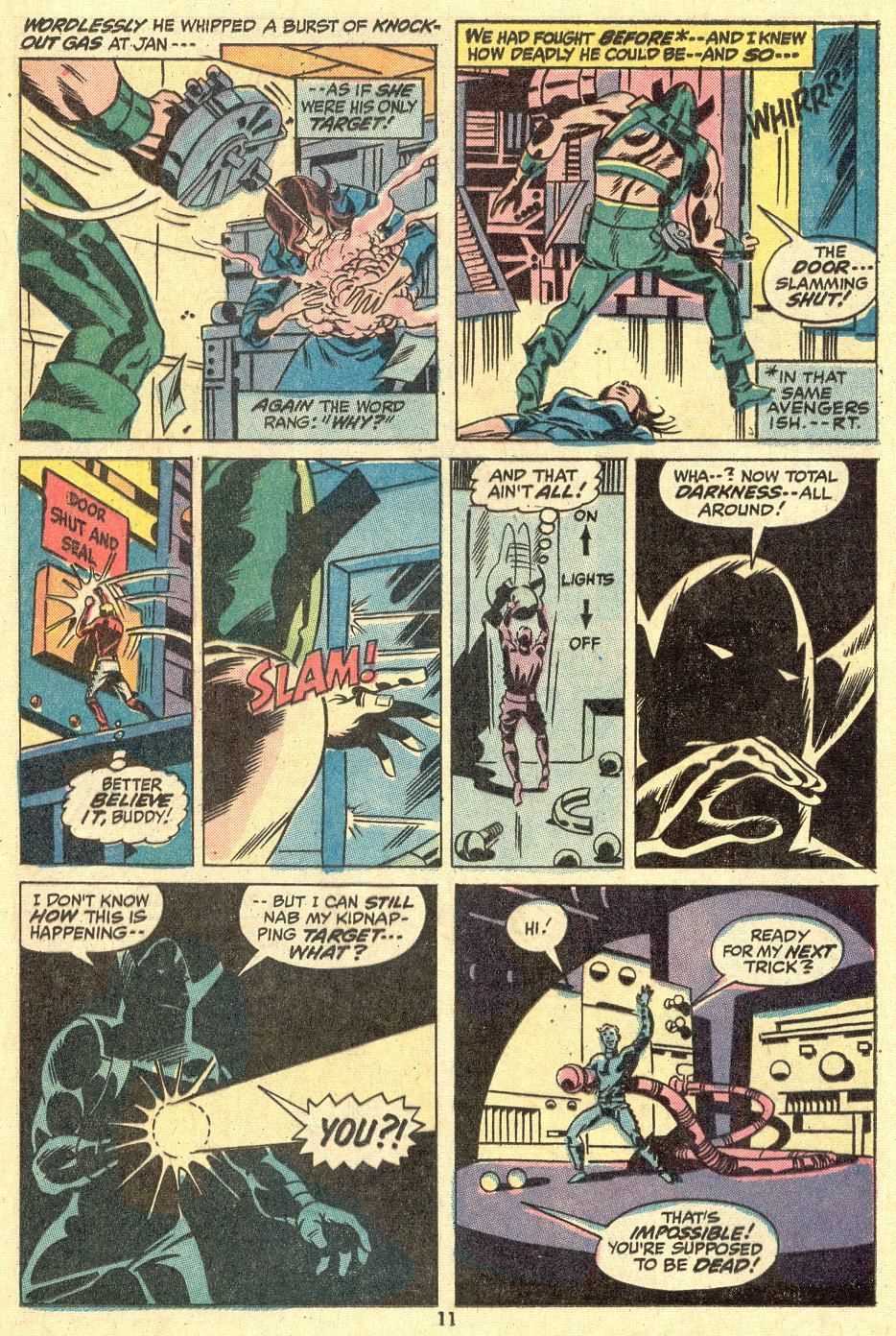 Marvel Feature (1971) issue 6 - Page 9