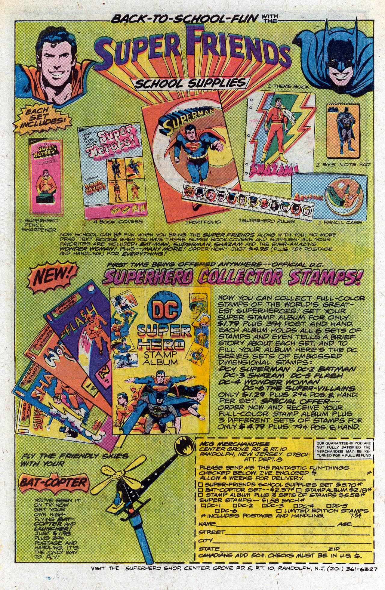 Read online Secret Society of Super-Villains comic -  Issue #4 - 29