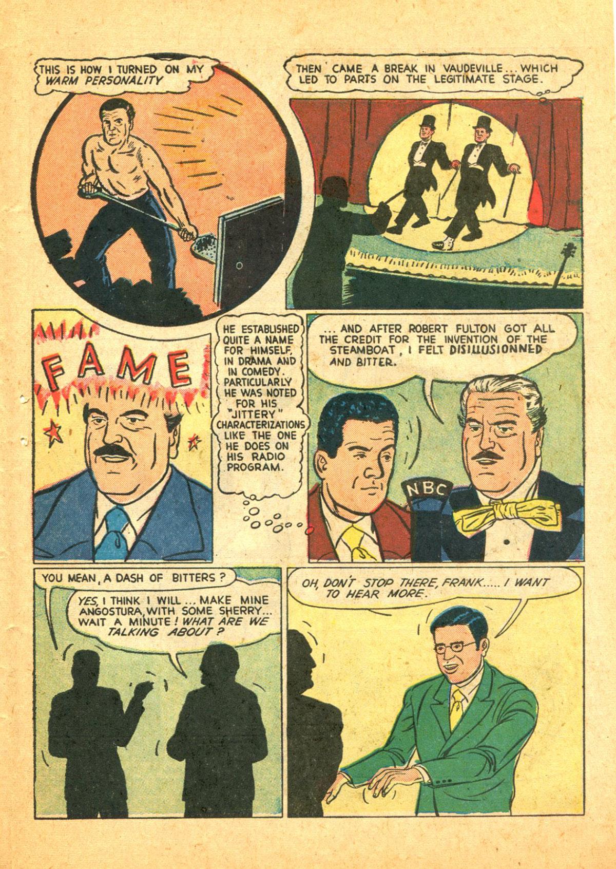 Read online Shadow Comics comic -  Issue #38 - 49