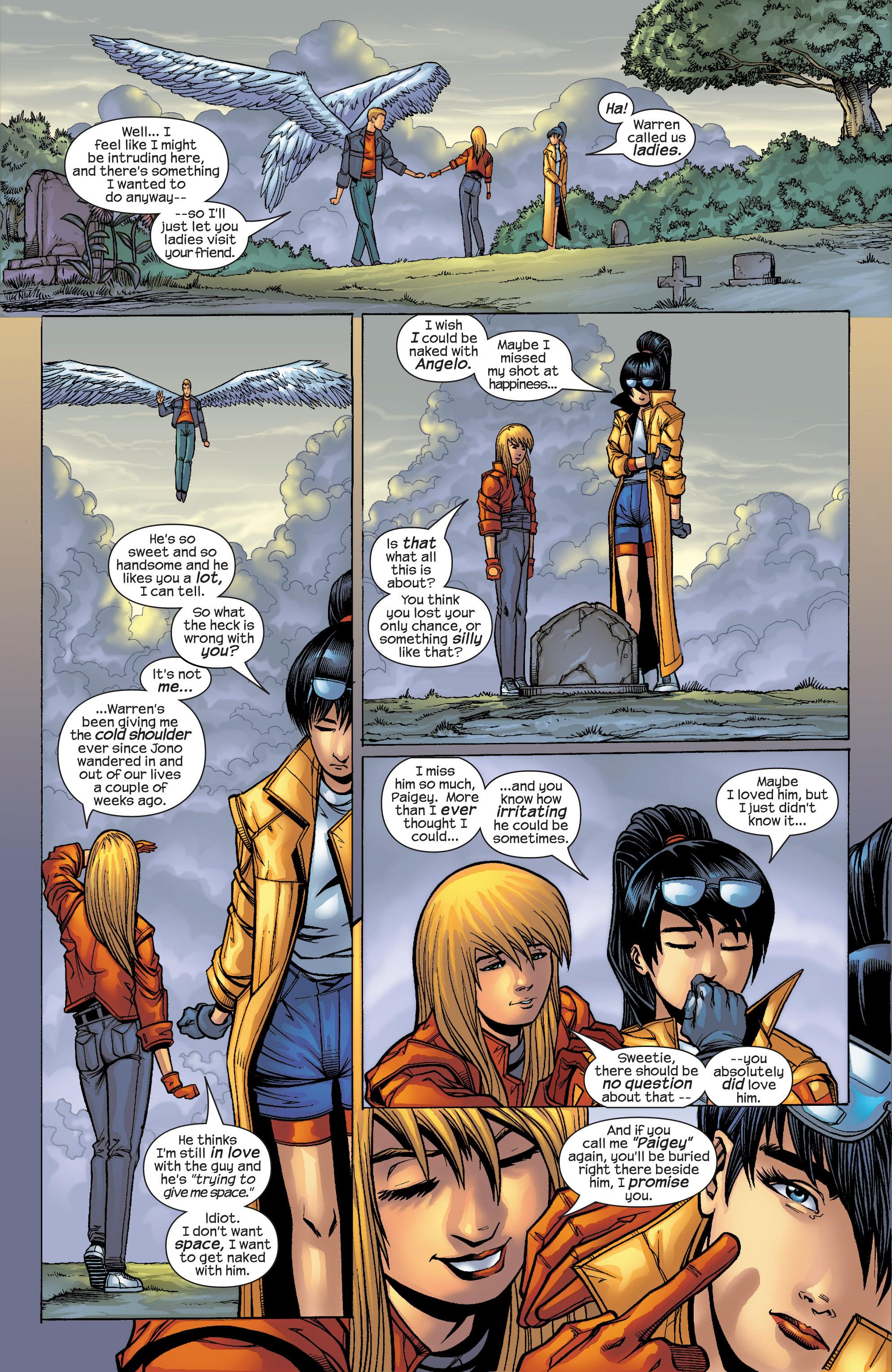 Read online Uncanny X-Men (1963) comic -  Issue #427 - 5