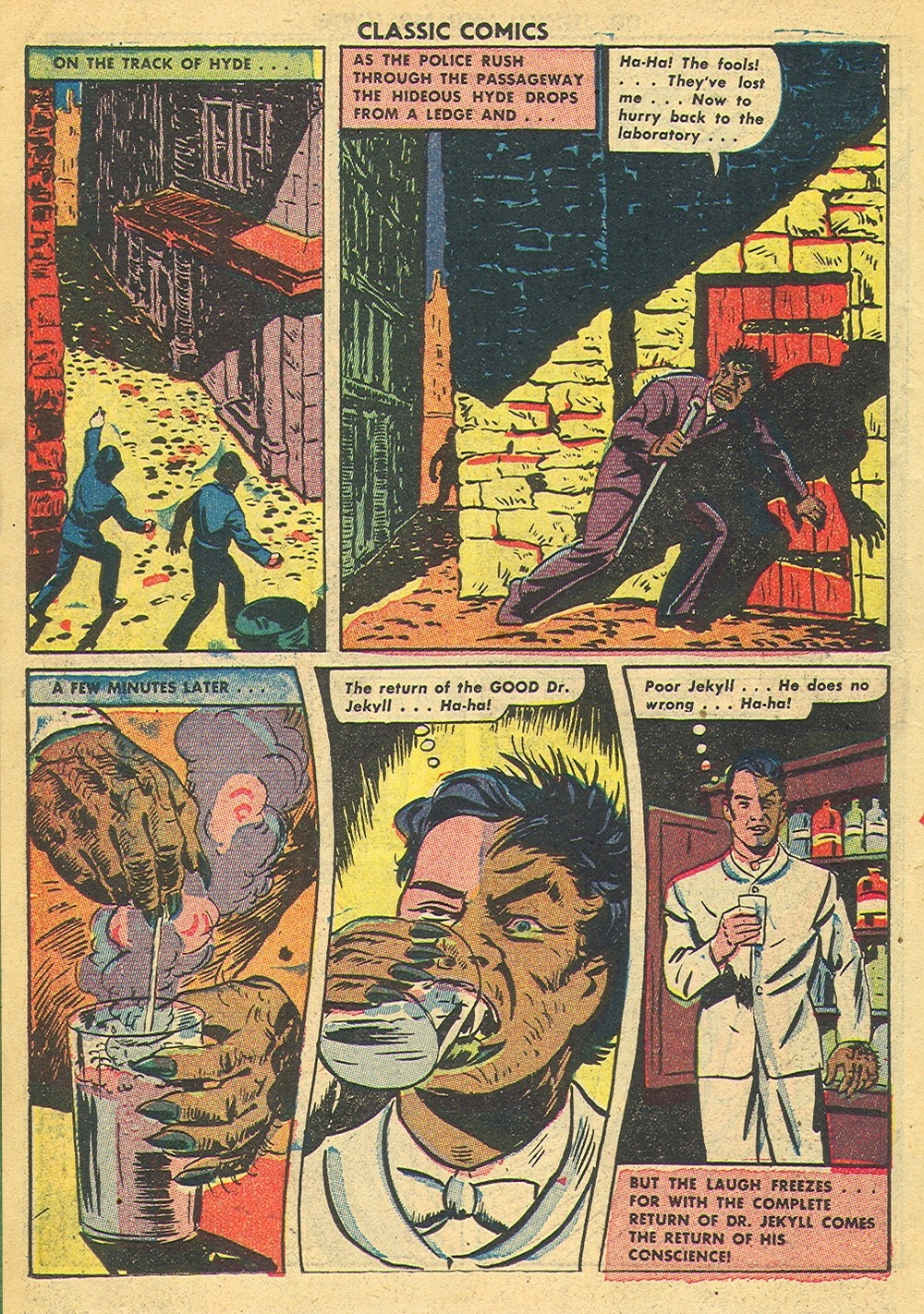 Classics Illustrated issue 13 - Page 32