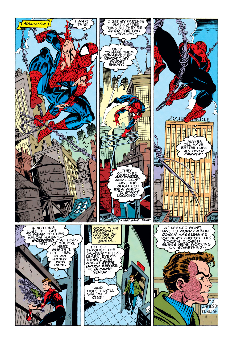 The Amazing Spider-Man (1963) 375 Page 3
