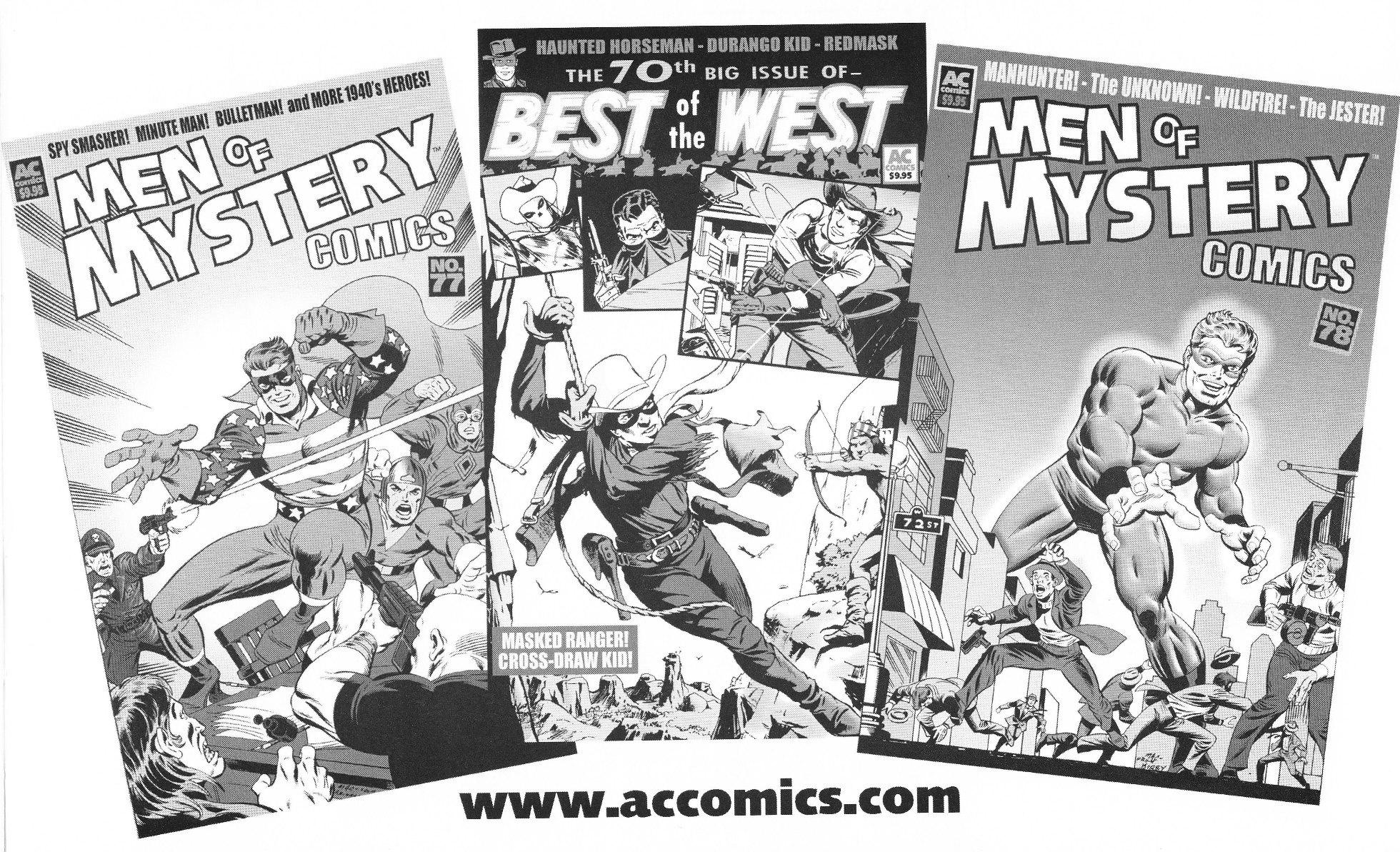 Read online Men of Mystery Comics comic -  Issue #75 - 67