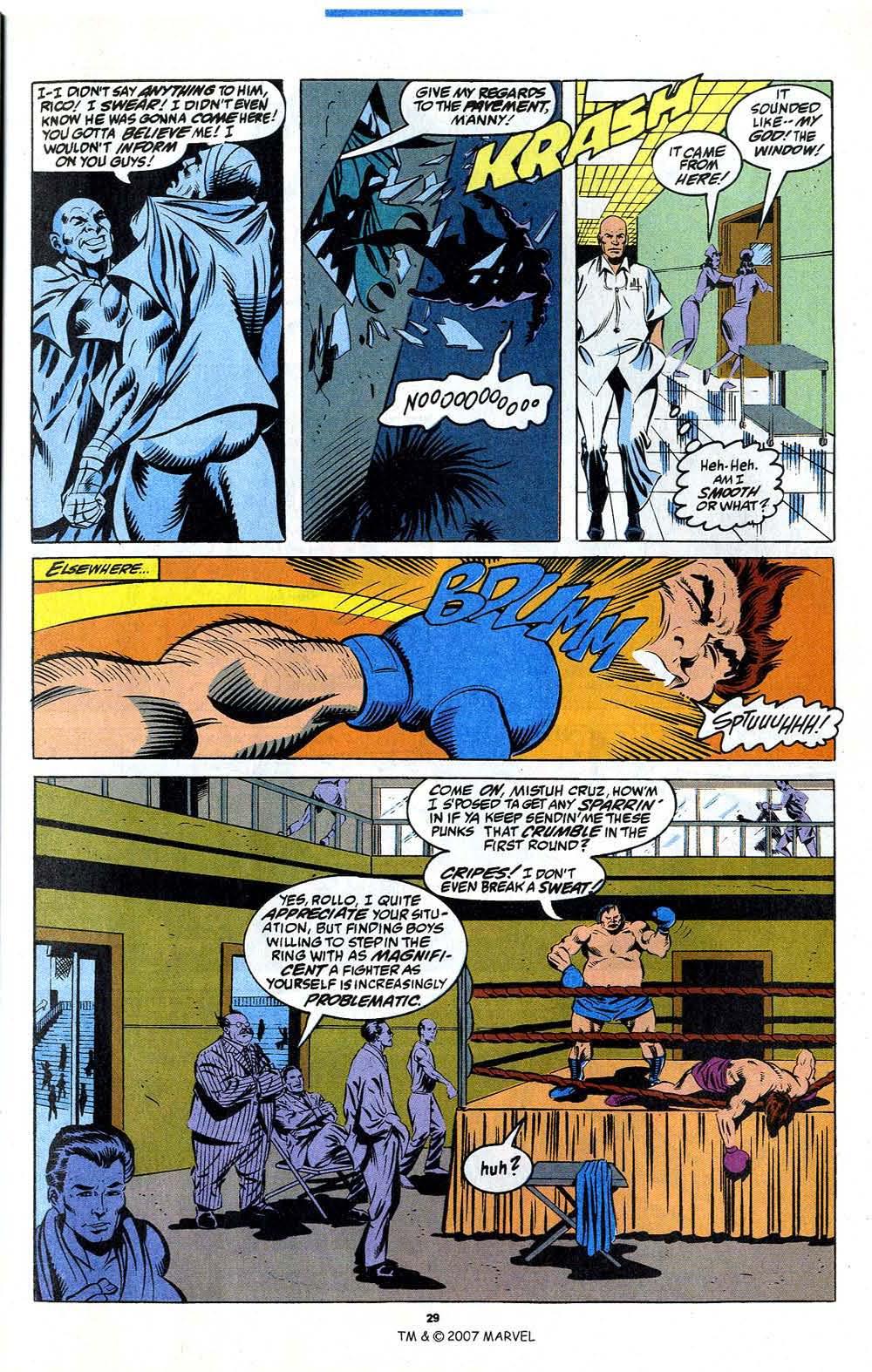 Read online Captain America (1968) comic -  Issue # _Annual 12 - 31