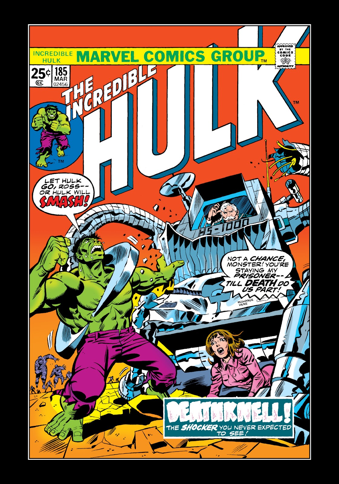 Read online Marvel Masterworks: The Incredible Hulk comic -  Issue # TPB 11 (Part 1) - 26