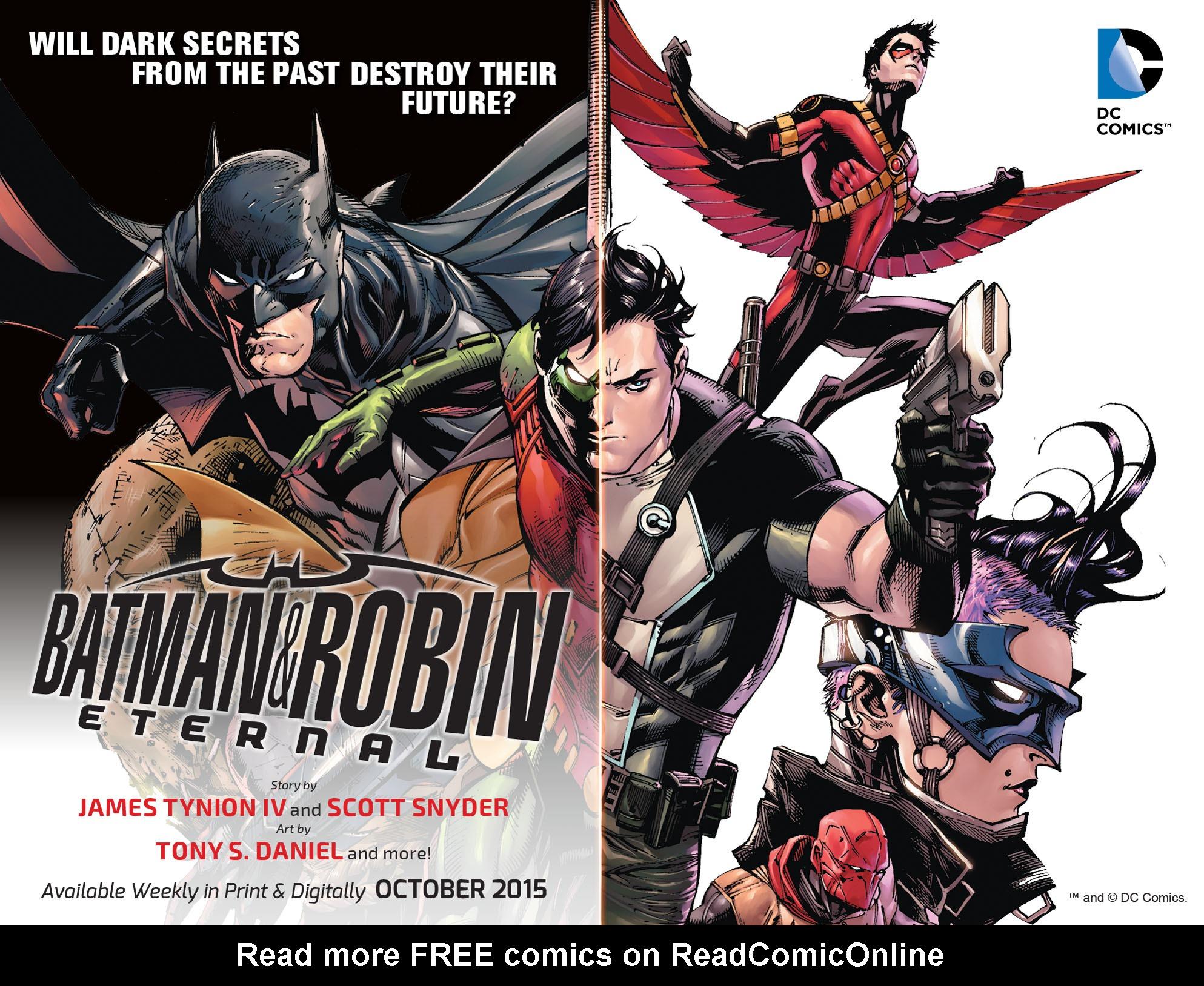 Read online Wonder Woman '77 [I] comic -  Issue #13 - 24