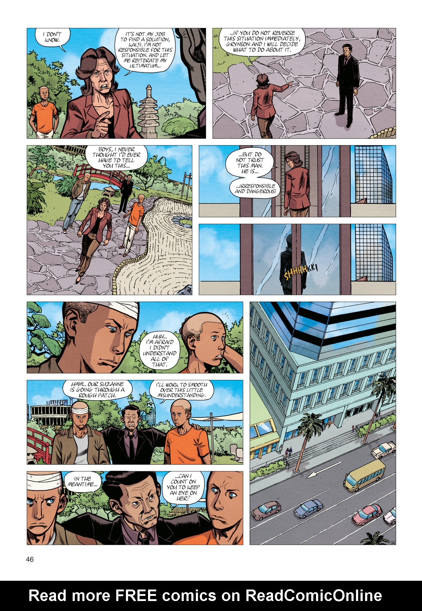 Read online Alter Ego comic -  Issue #4 - 48