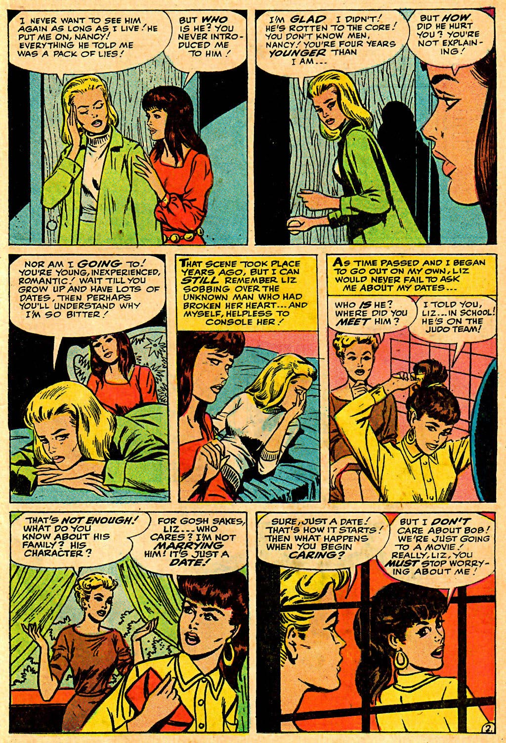 My Love (1969) issue 7 - Page 13