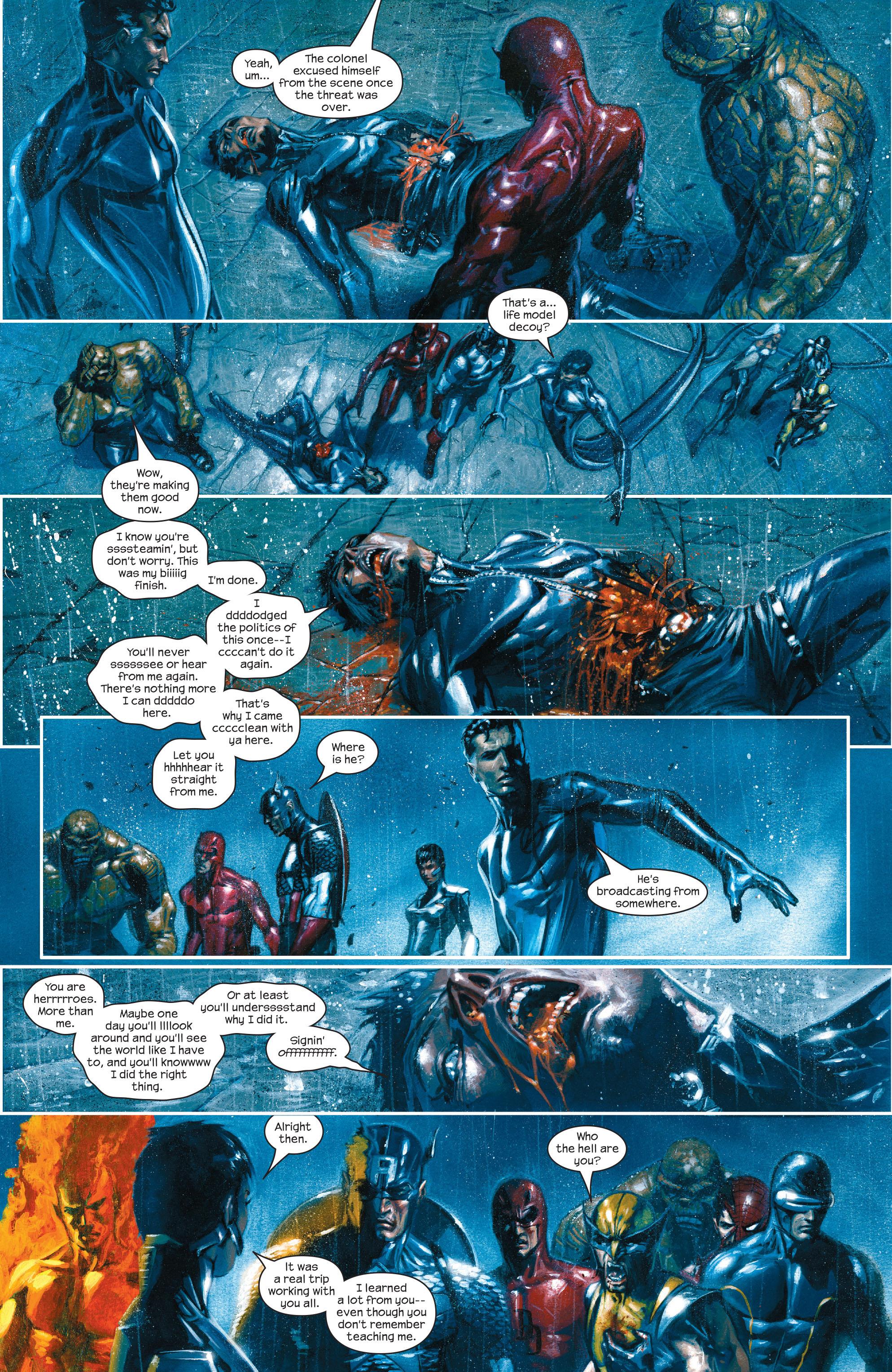 Read online Secret War comic -  Issue # Full - 117