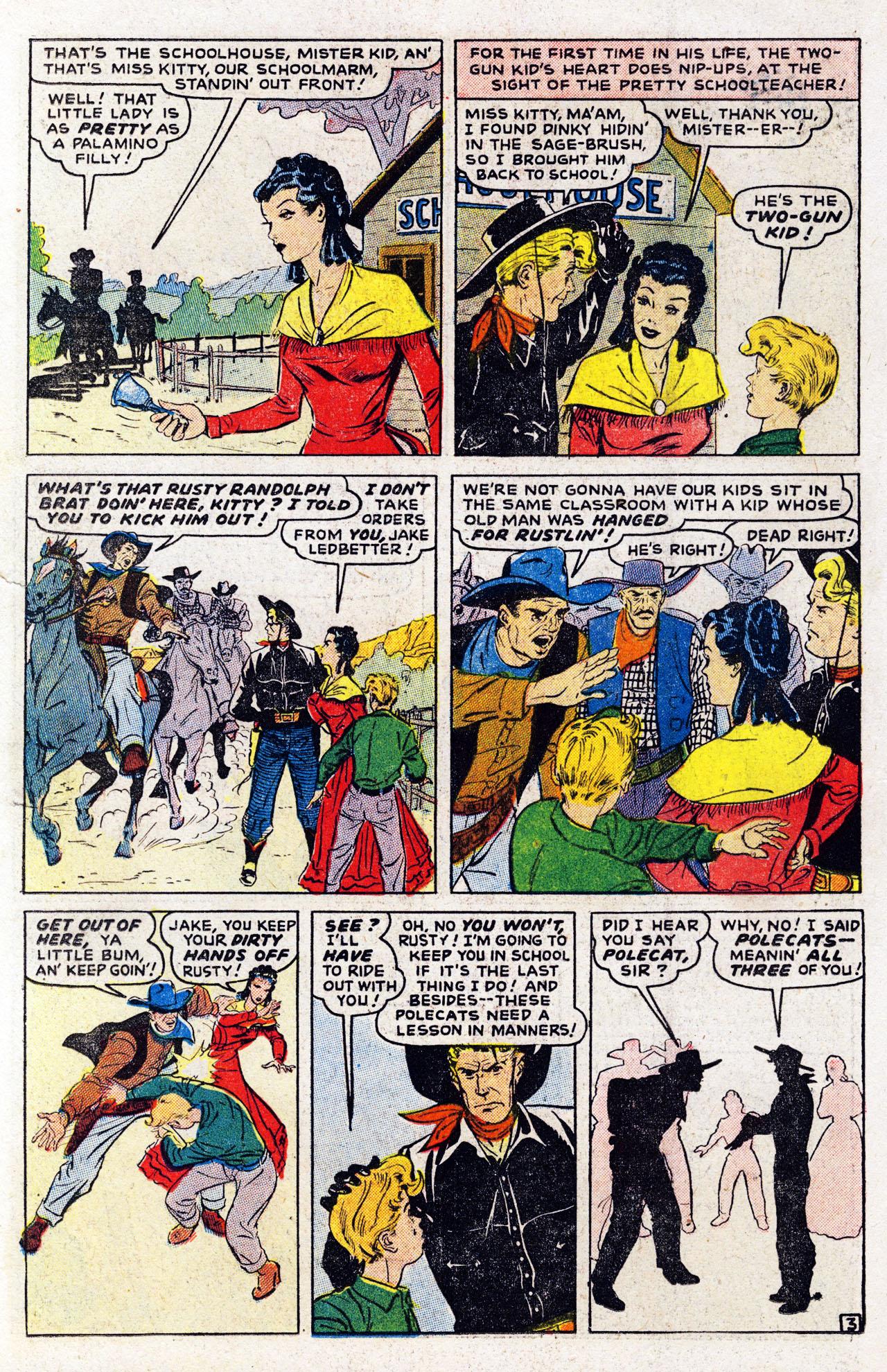 Read online Two-Gun Kid comic -  Issue #7 - 14