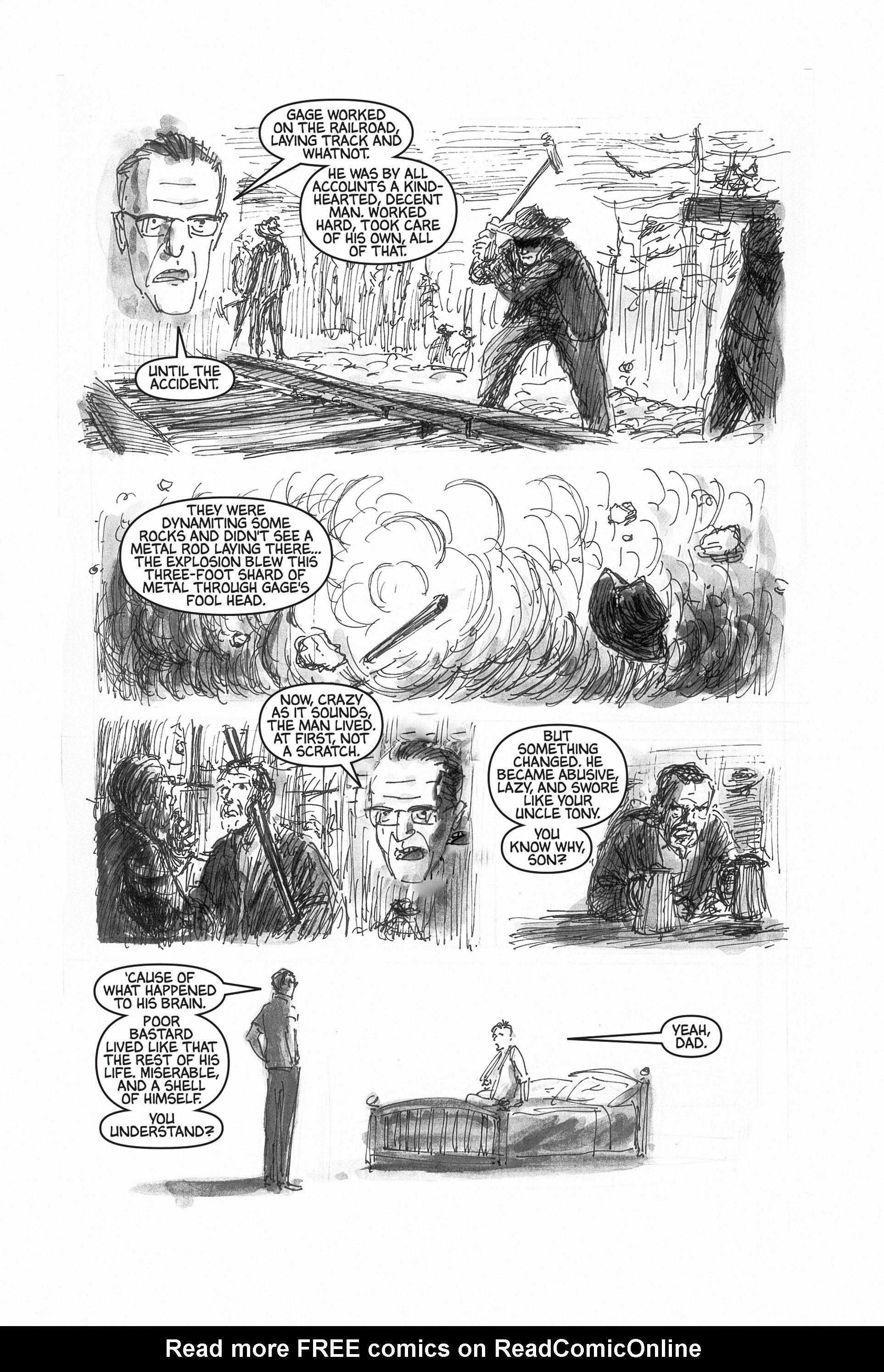 Read online Tumor comic -  Issue # TPB - 48