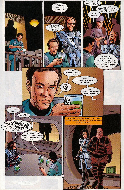 Read online Star Trek: Deep Space Nine - Lightstorm comic -  Issue # Full - 40